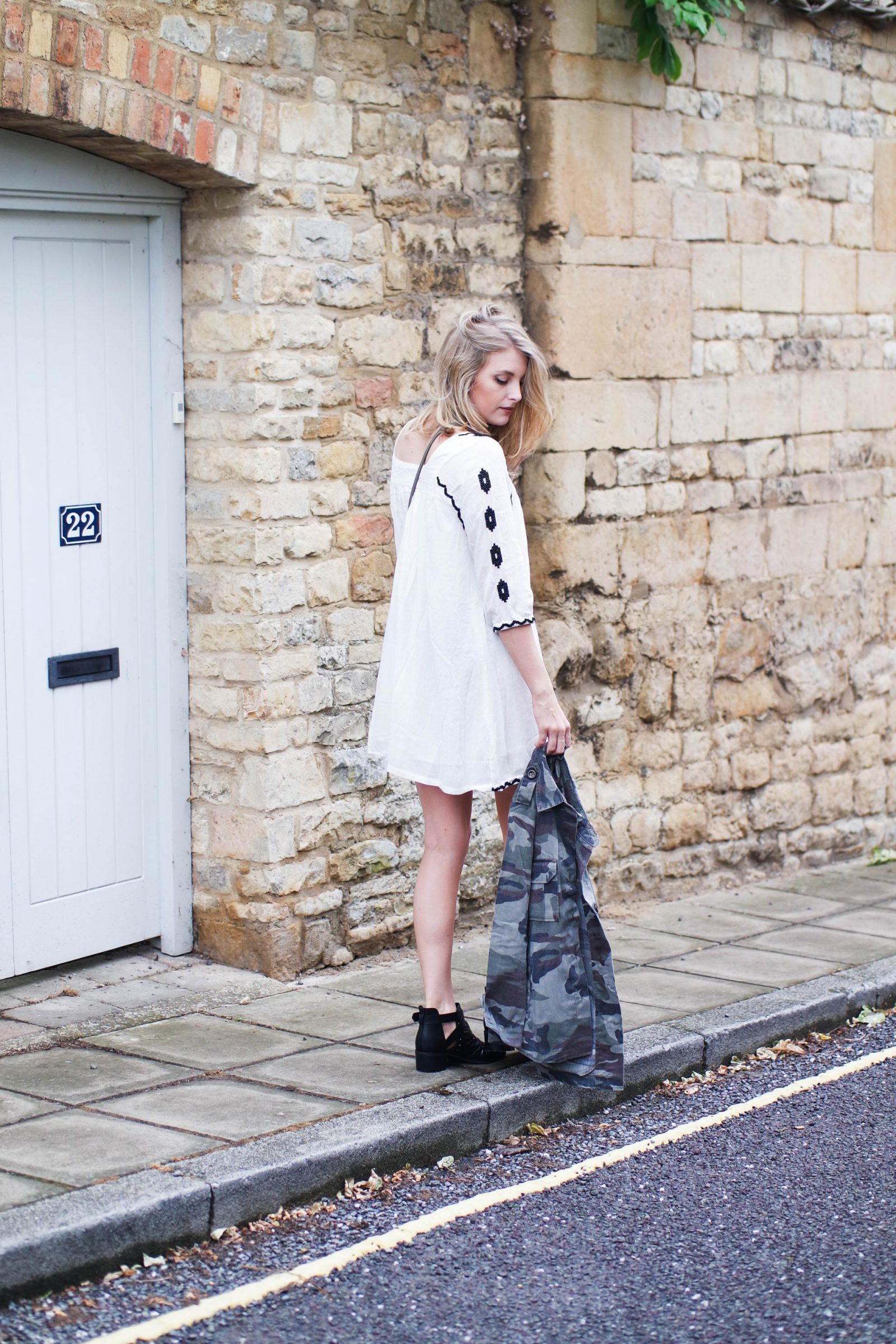 whats your summer style blogger style