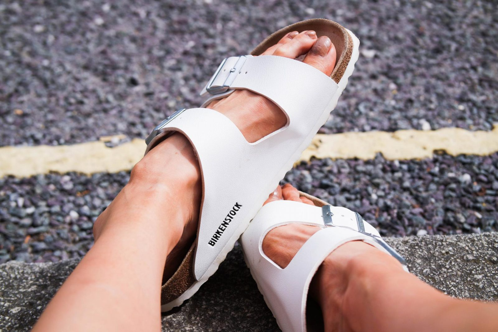 Birkenstocks Blogger Styling