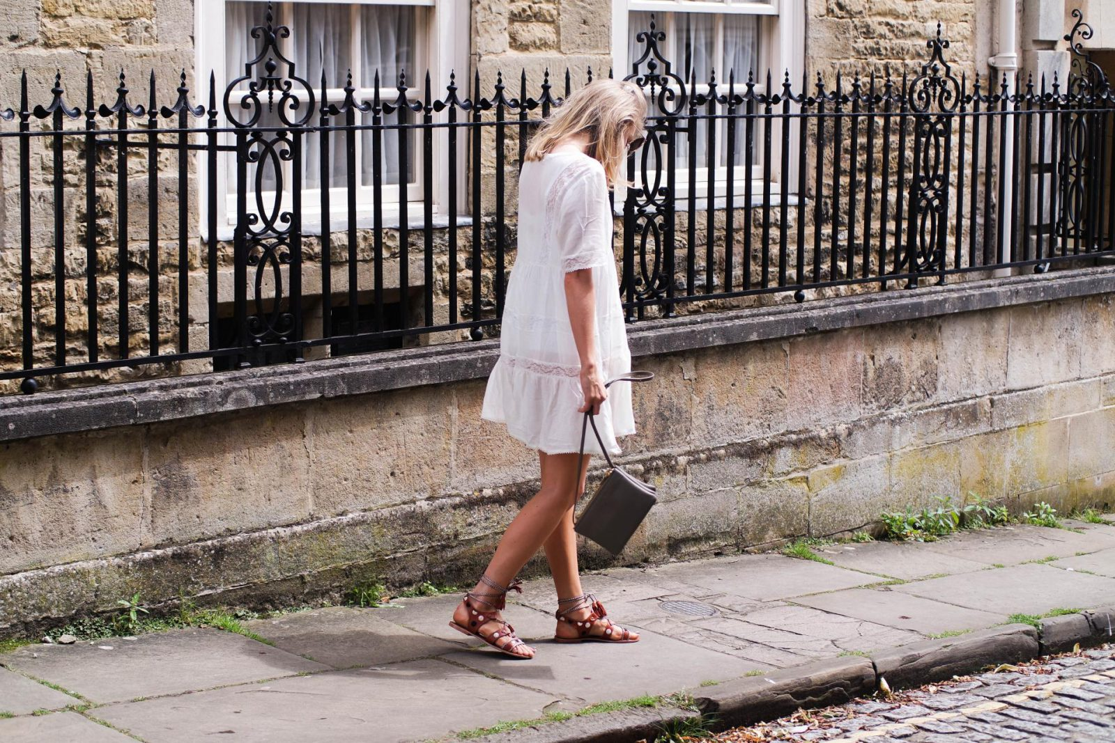 How to wear the sandal of the summer Blogger Style