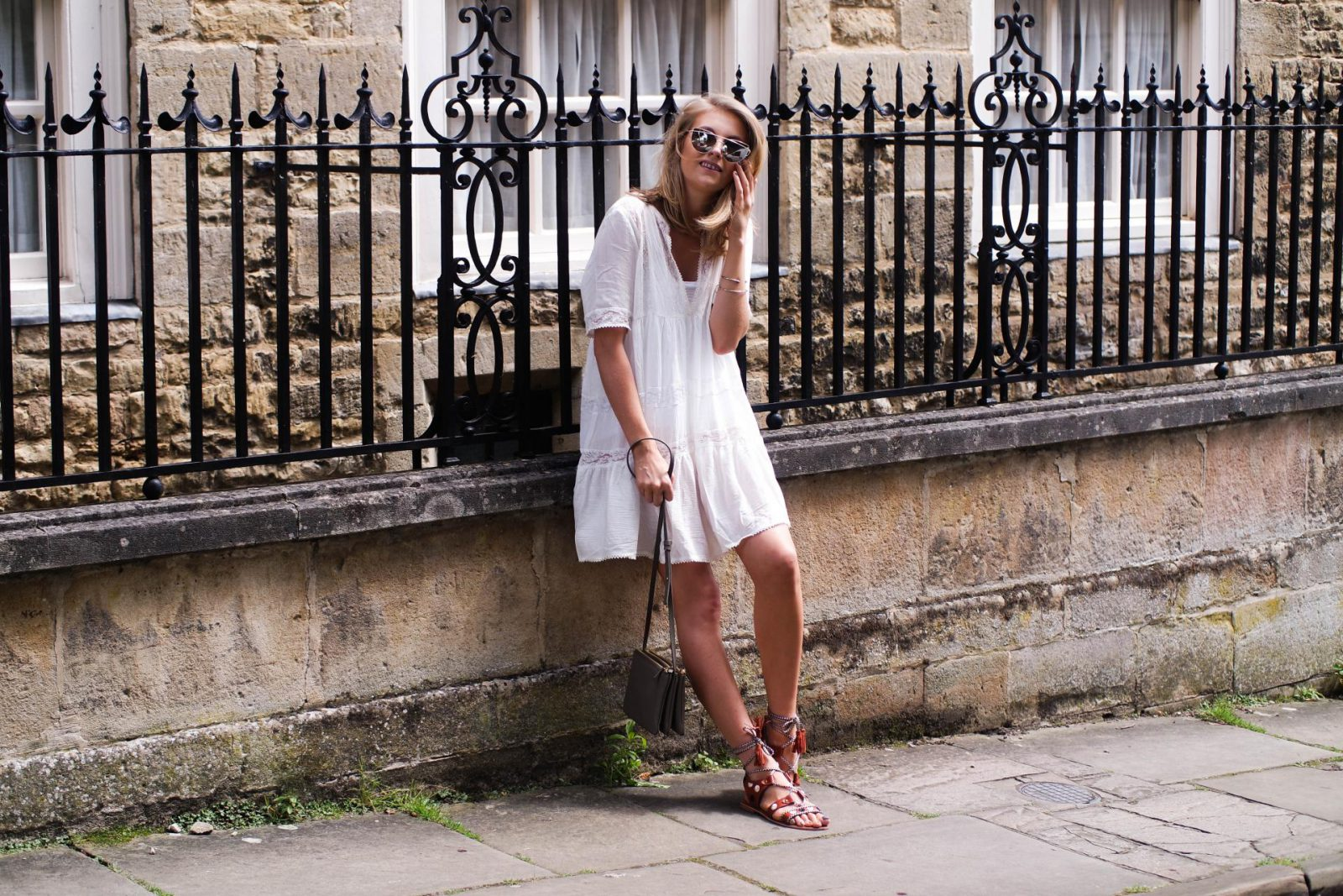 How to wear the sandal of the summer Street Style