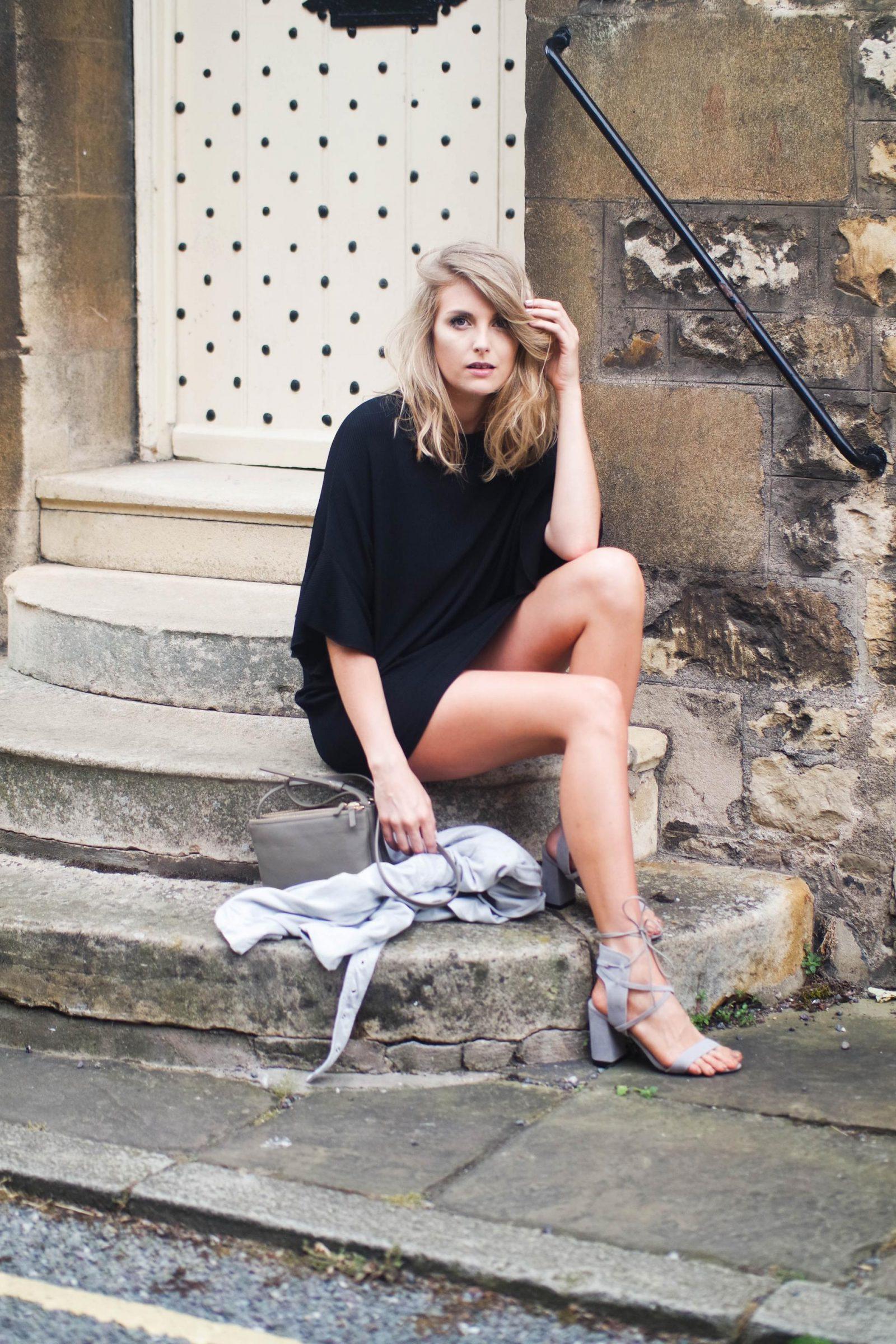 Little Black Dress Evening Style