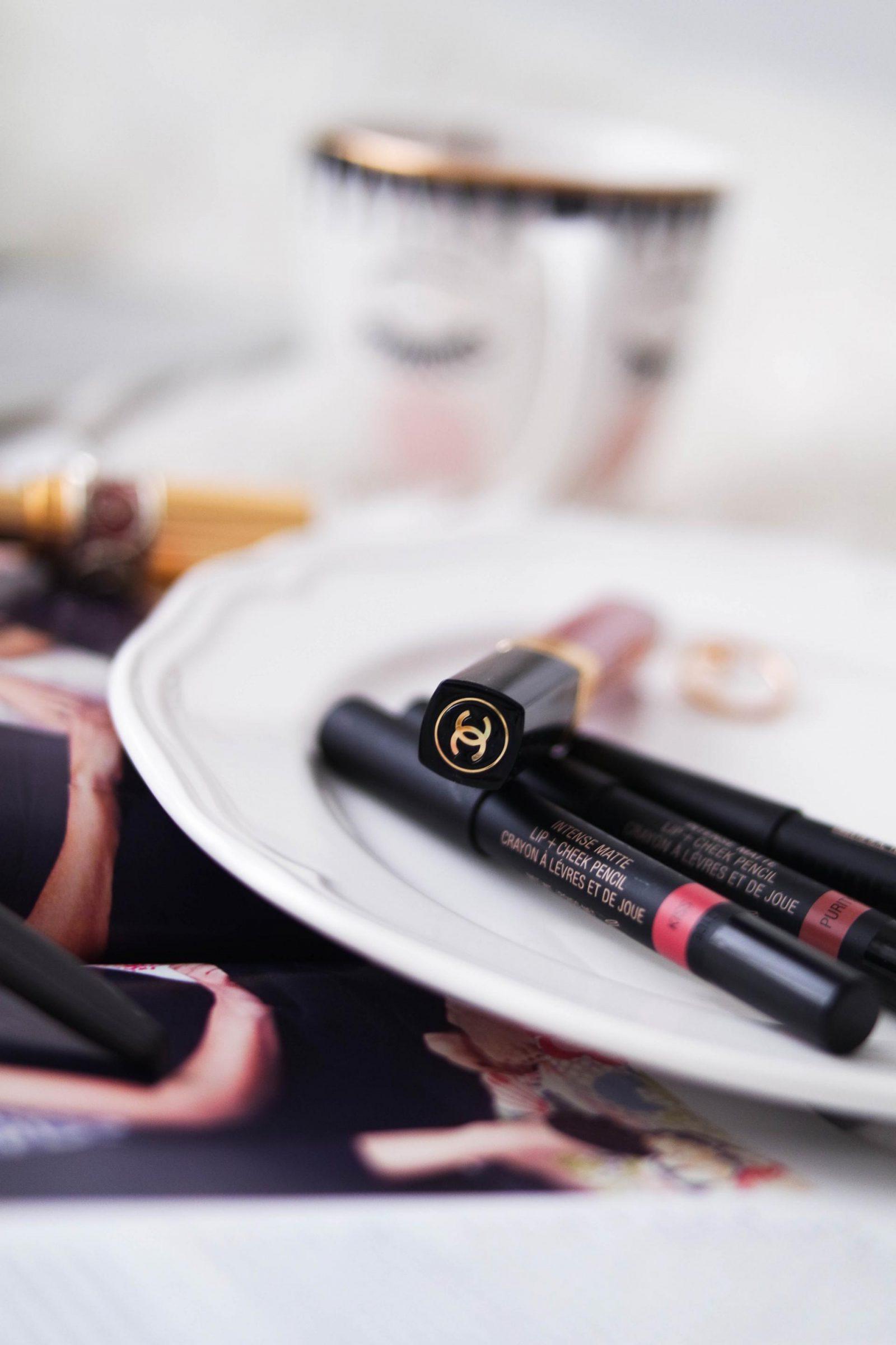 new beauty favourites chanel lipgloss