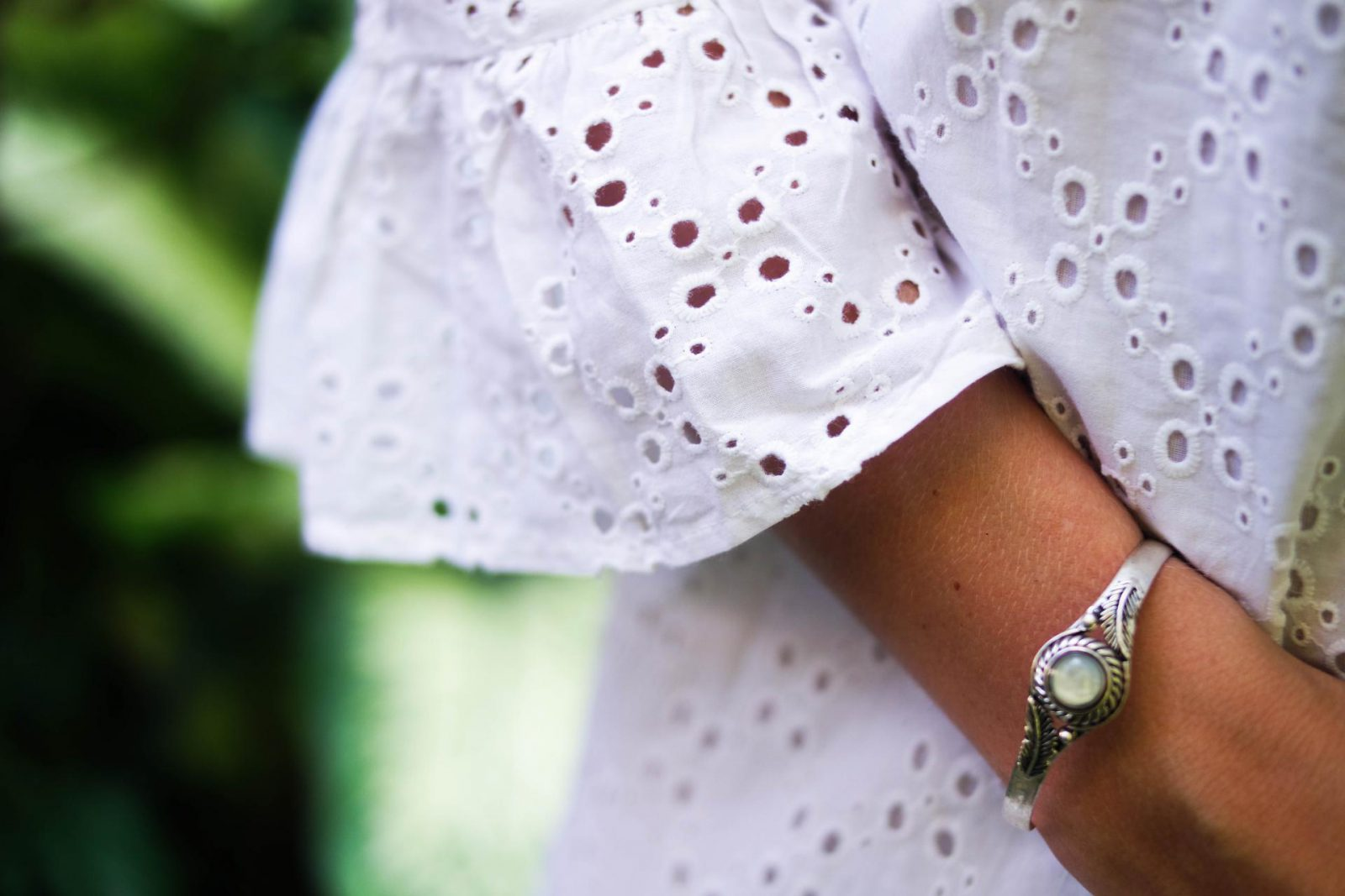 The Perfect White Dress // UBUD, Bali