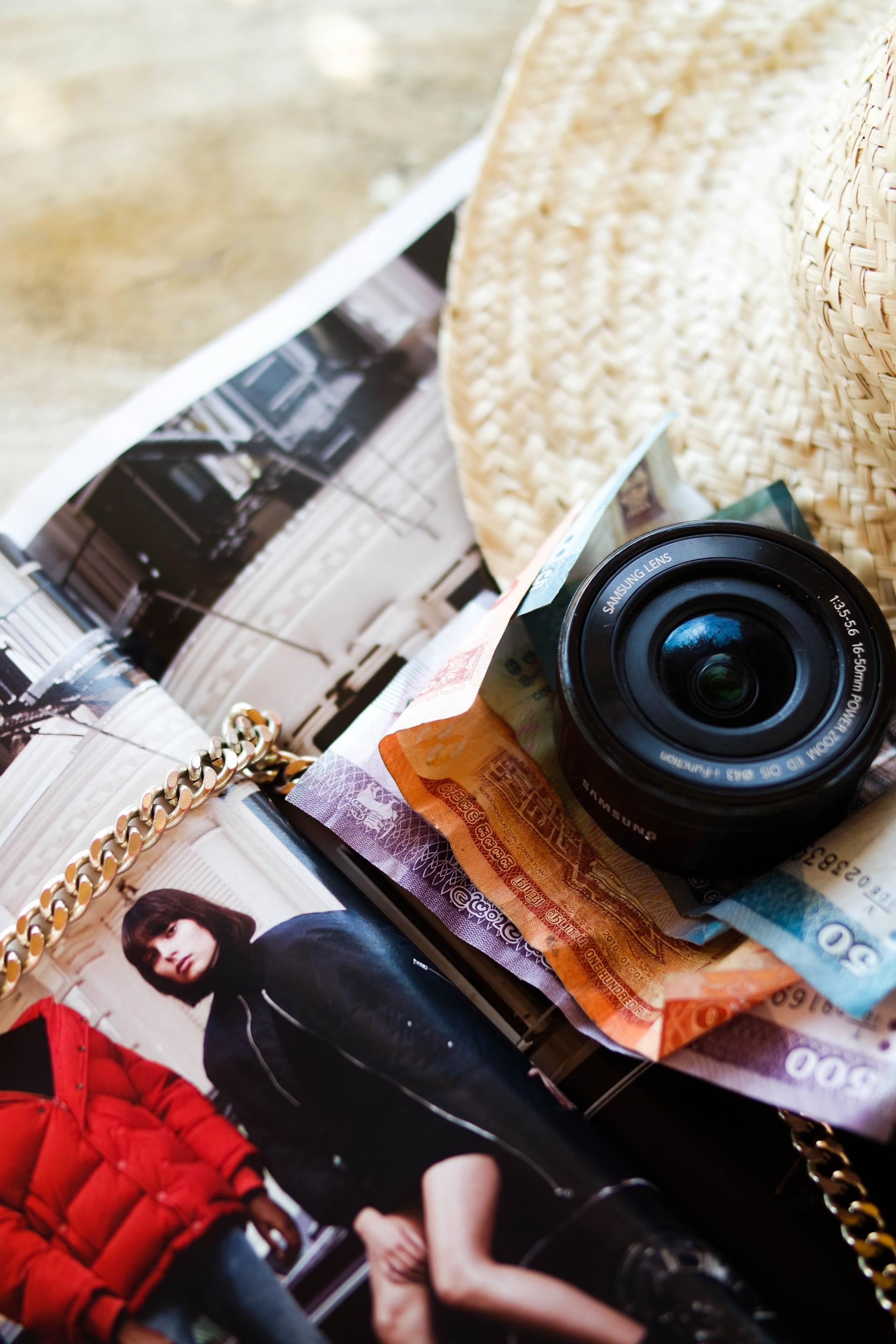 Whats In My Bag Travelling Edition Sri Lanka Love Style Mindfulness Fashion Personal Style