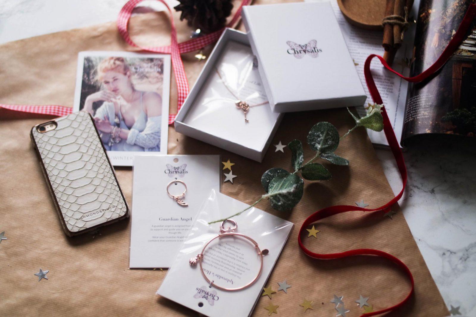 Getting Personal - Christmas Gifting With Chrysalis