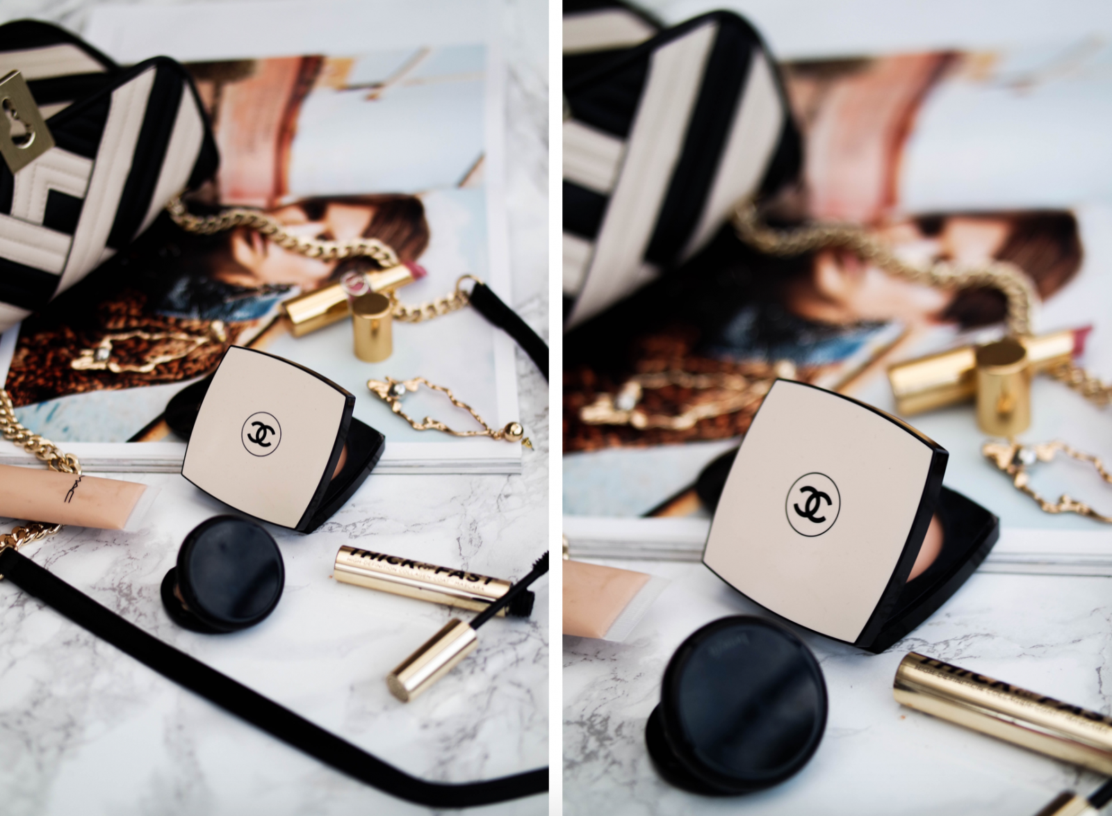 In My Make Up Bag Chanel Les Beiges
