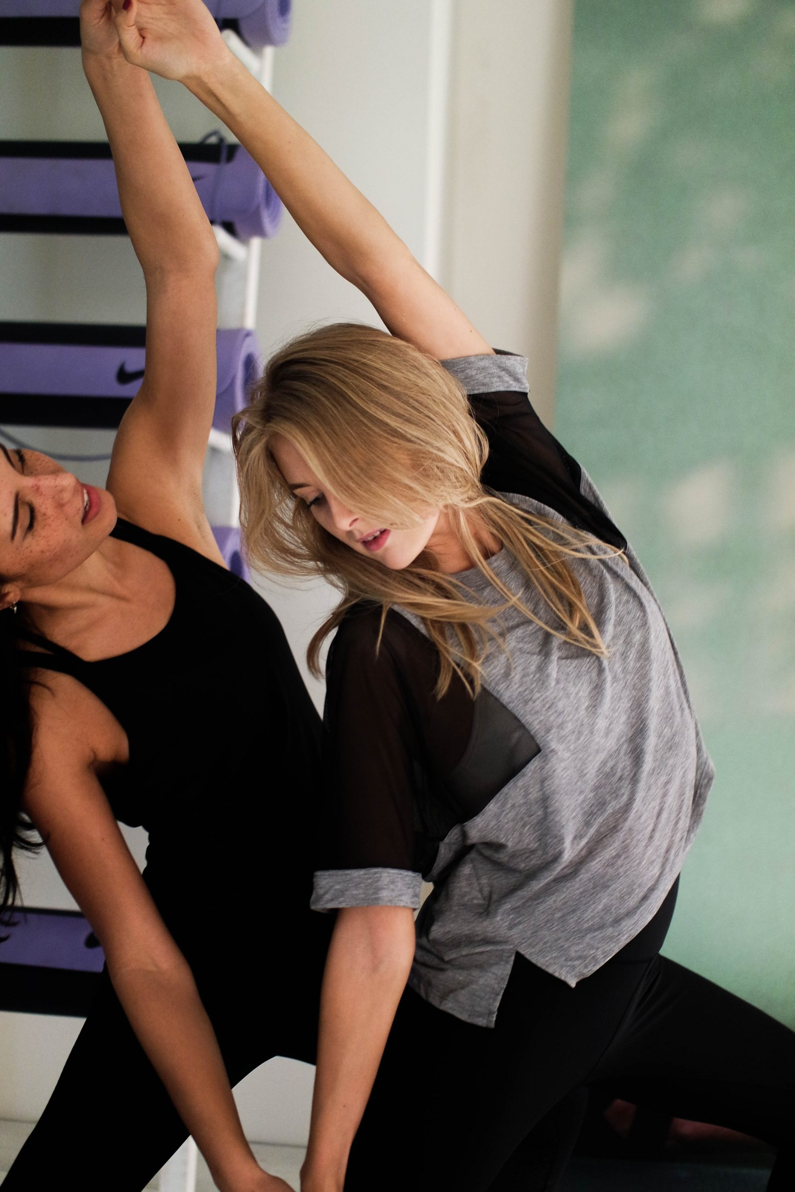 Finding My Inner Yogi With Nike - Nike Yoga Trainer