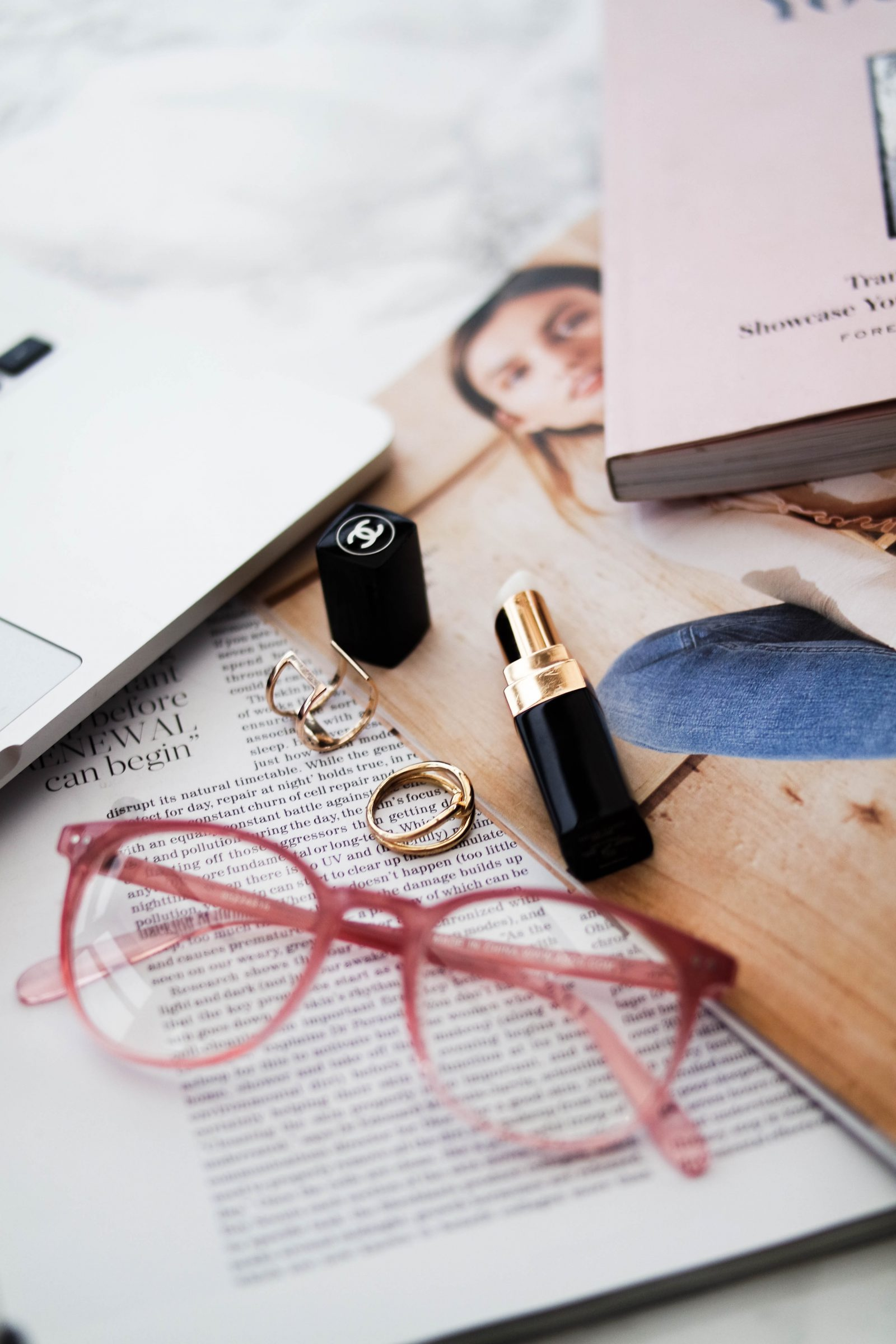How To Start A Blog Chanel Lipbalm