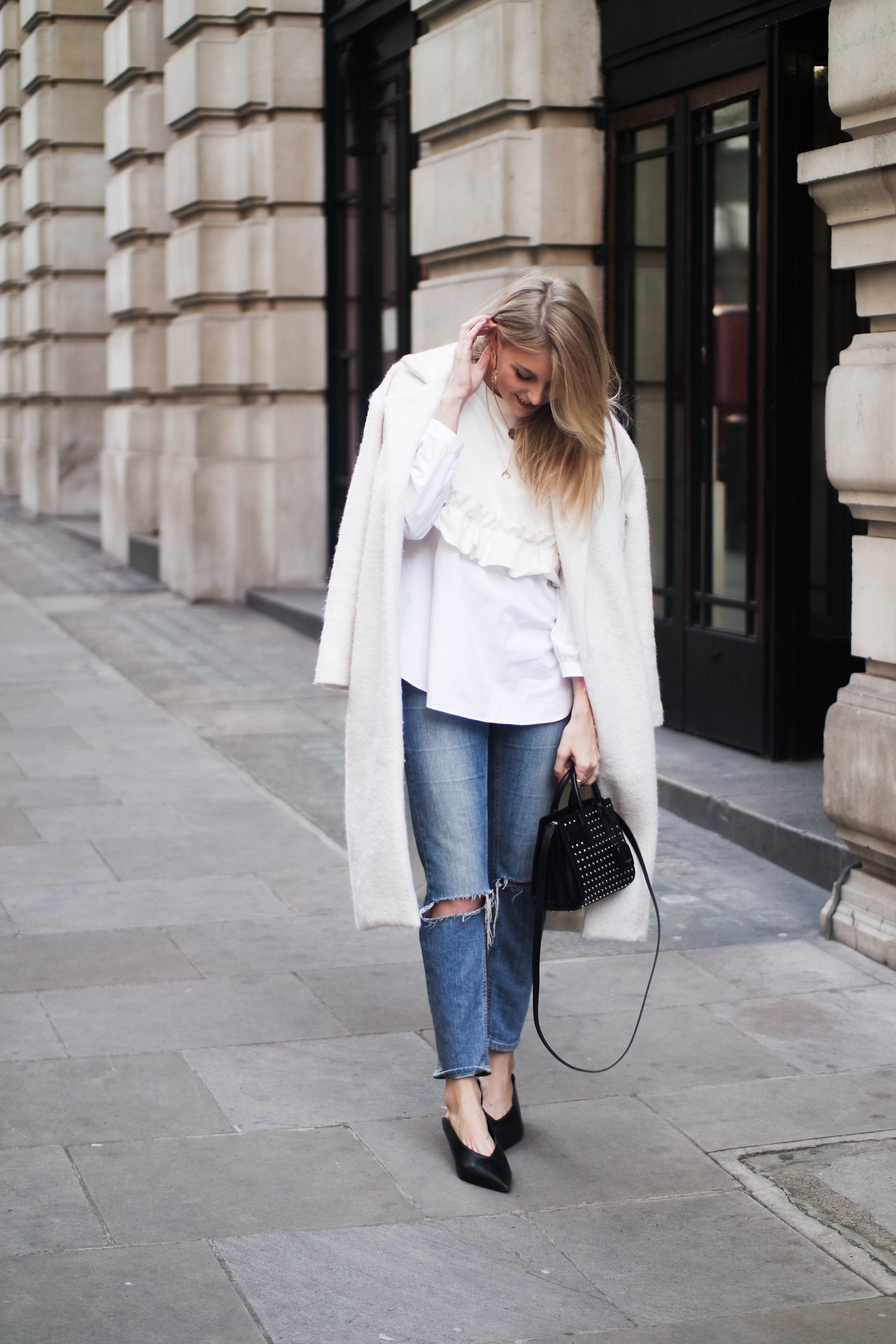 LFW Day 1 - Blogger Outfit Street Style