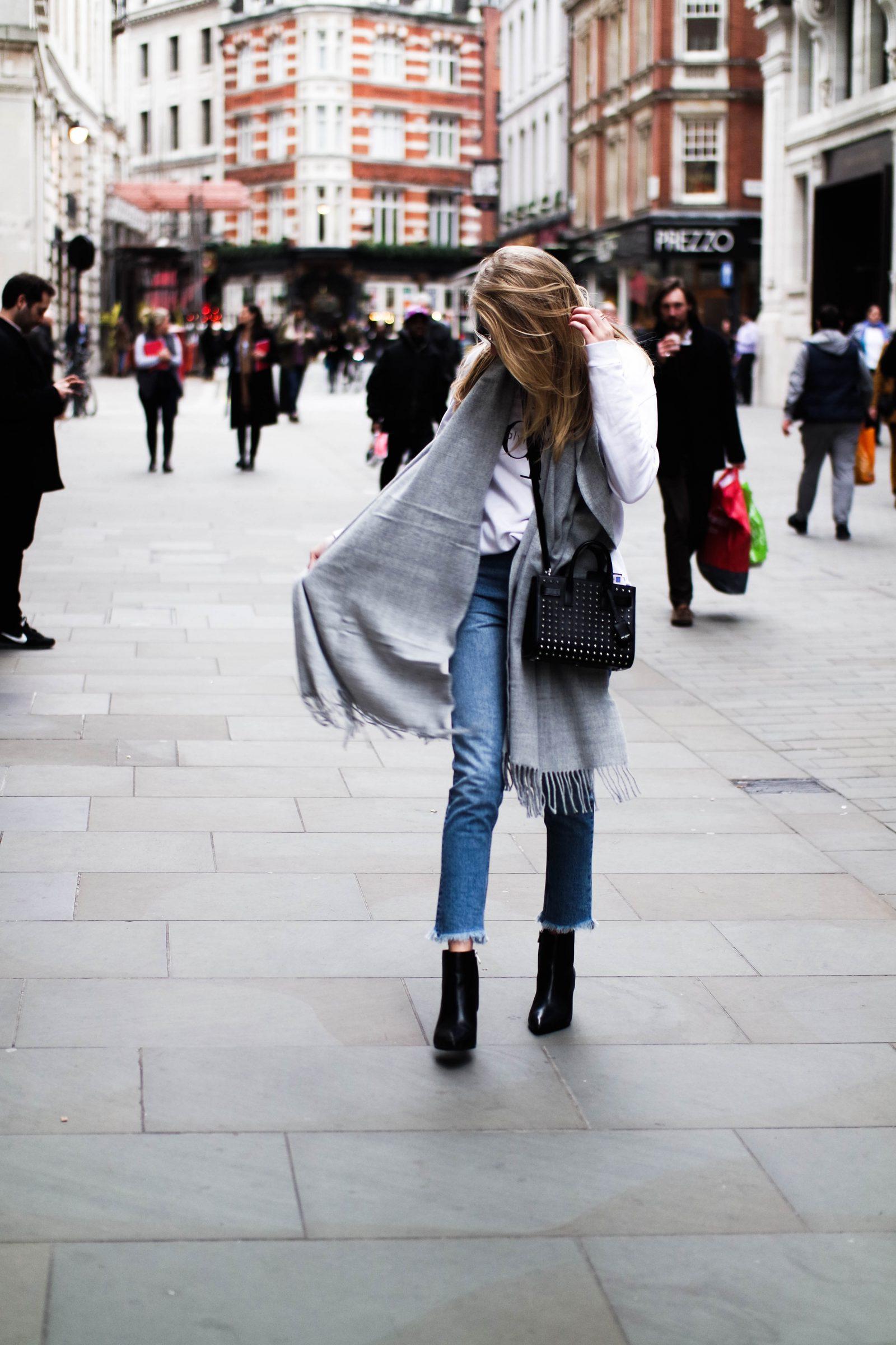 LFW Day 4 Comfy & Casual - London Fashion Week