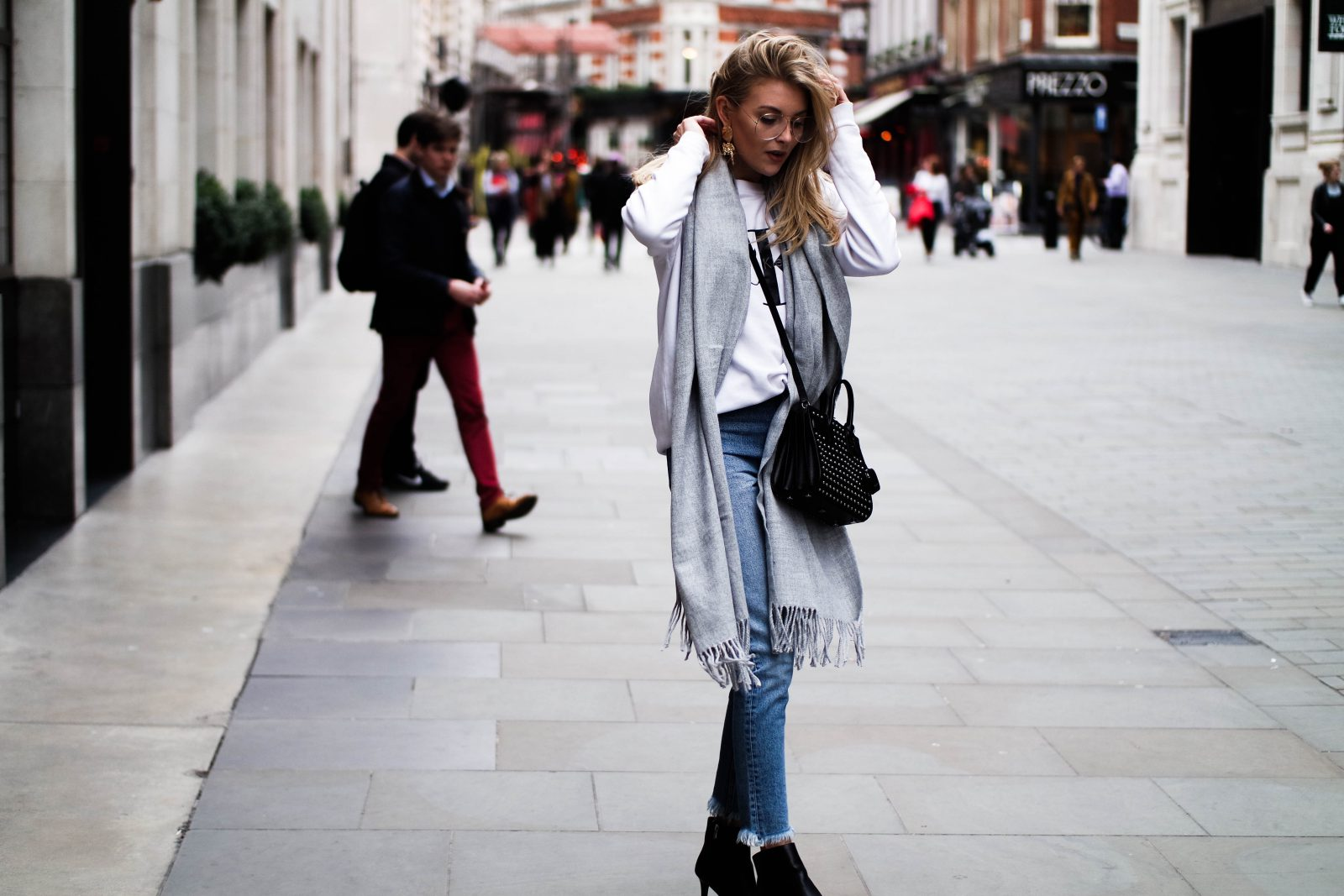 LFW Day 4 Comfy & Casual - London Street Style