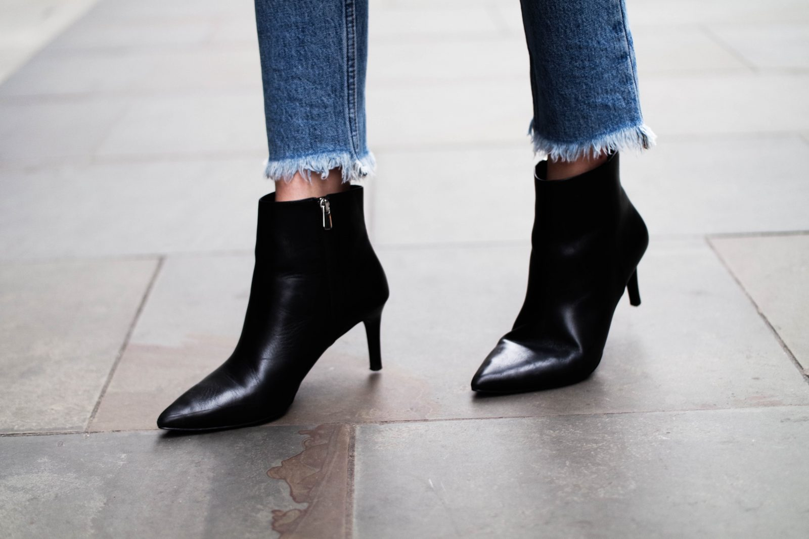 LFW Day 4 Comfy & Casual - Stories Boots