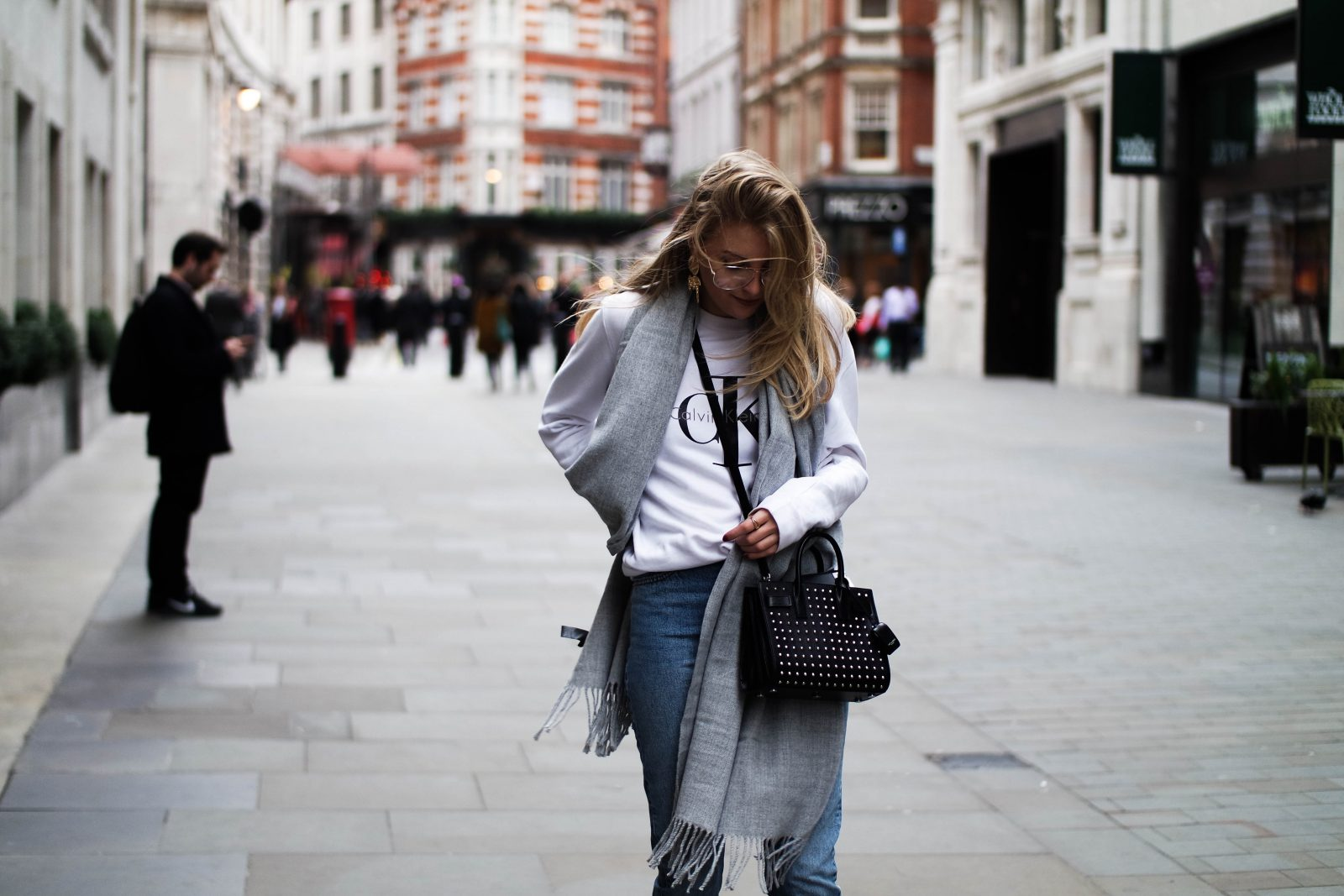 LFW Day 4 Comfy & Casual - Street Style