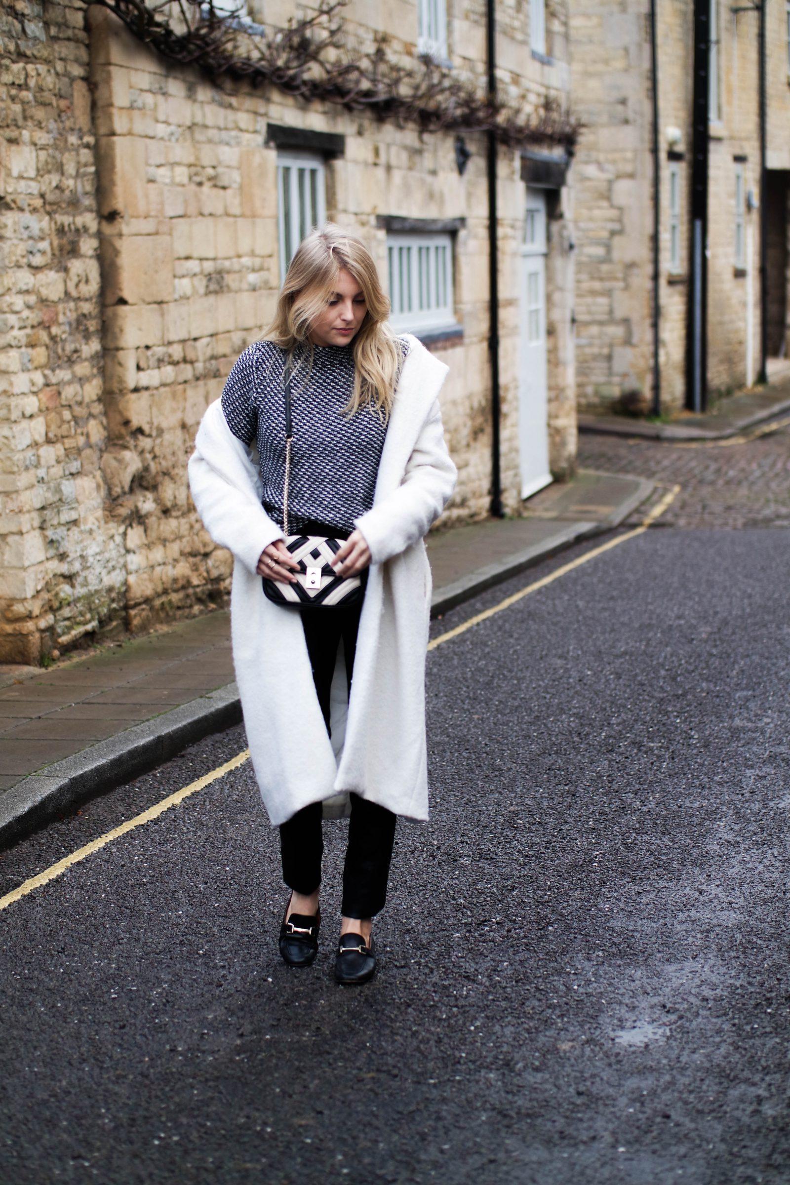 Monochrome 2 Ways With-Laura Ashley Fashion Blogger Style