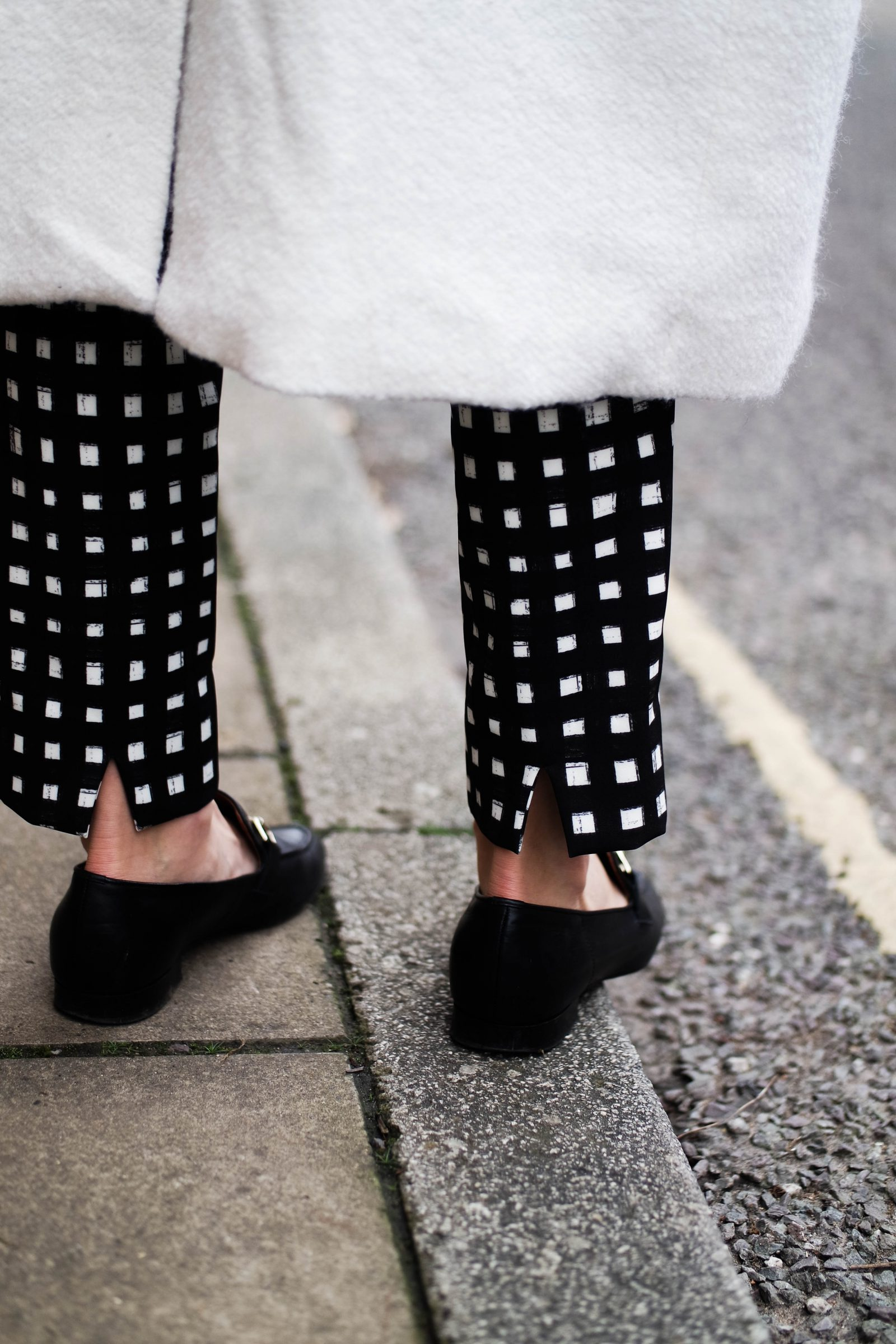 Printed Trousers Trying Something New - Printed Trousers