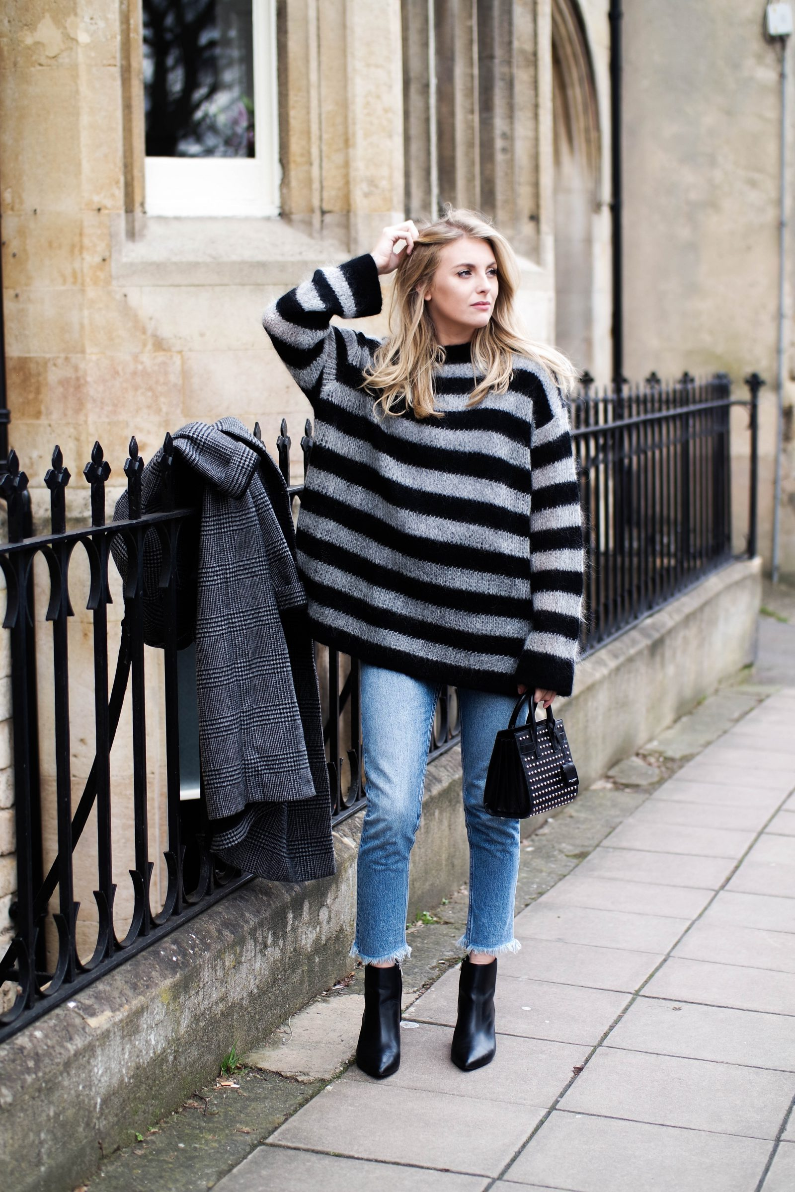 Relatable Blogger - Oversized OtherStories Knit