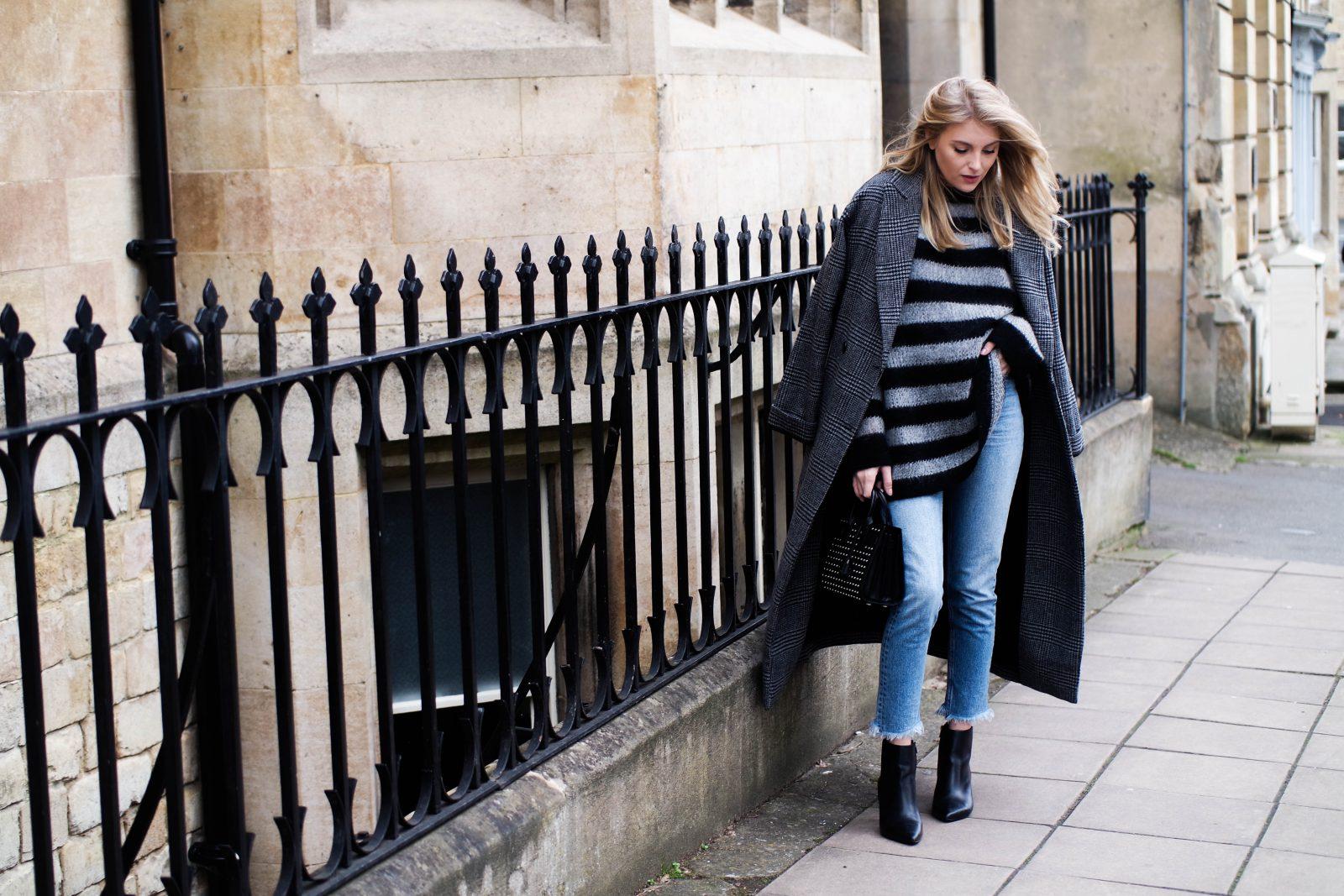 Relateable Blogger Black Kitten Heel