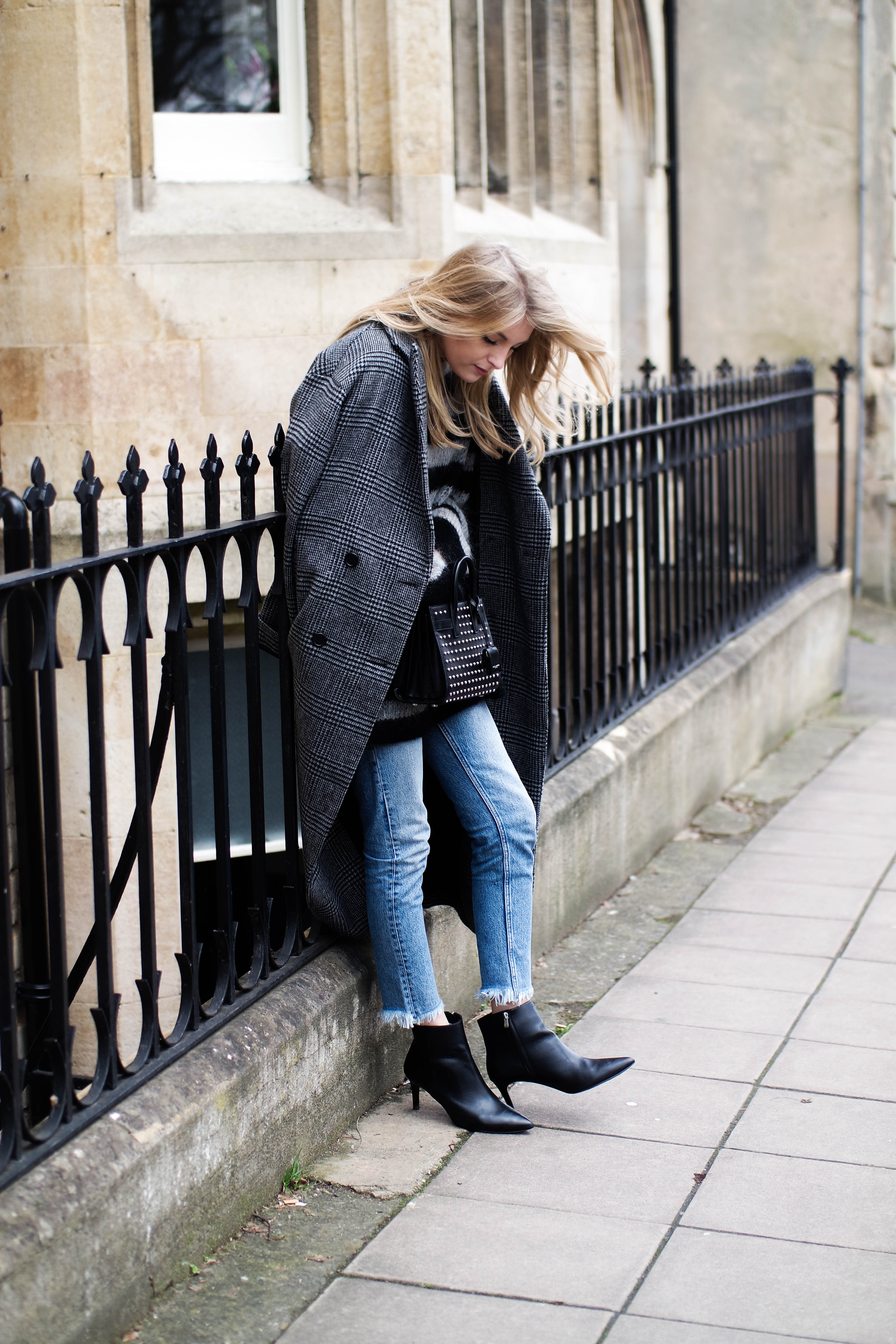 Relatable Blogger Street Style Shot Love Style Mindfulness Fashion Personal Style Blog