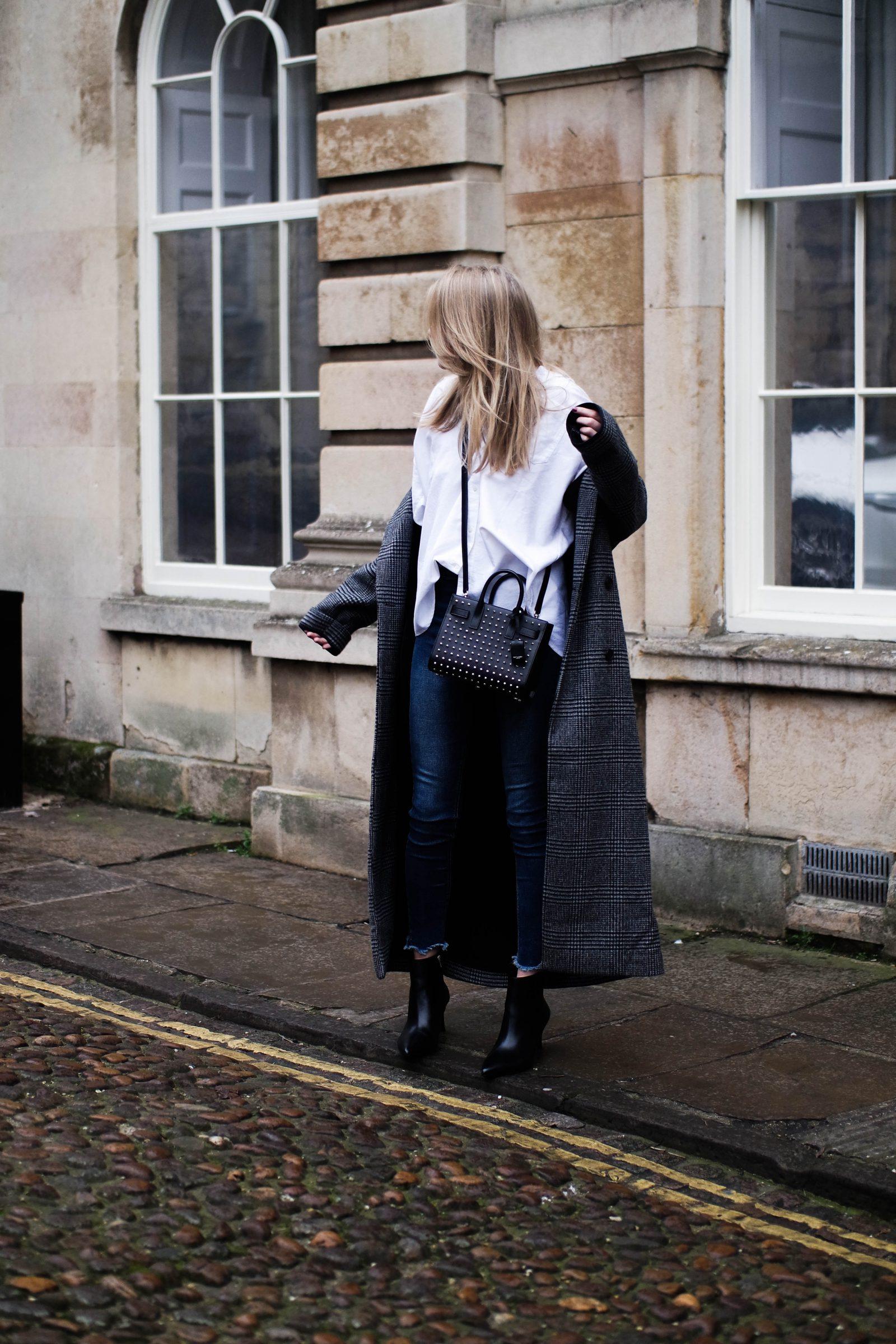 Say Hello To Saint (laurent) - Fashion Blogger Street Style