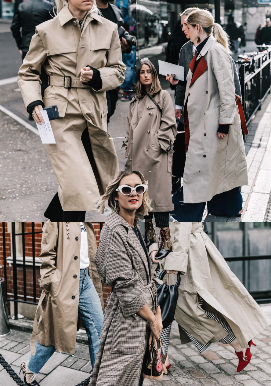 LFW Trend - Trench