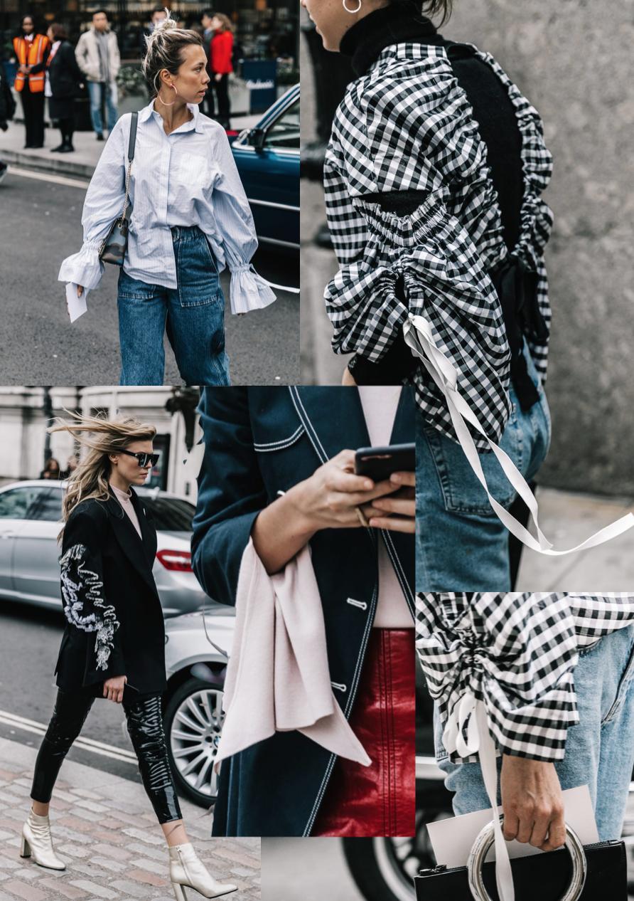 LFW Trend - Fancy Sleeves