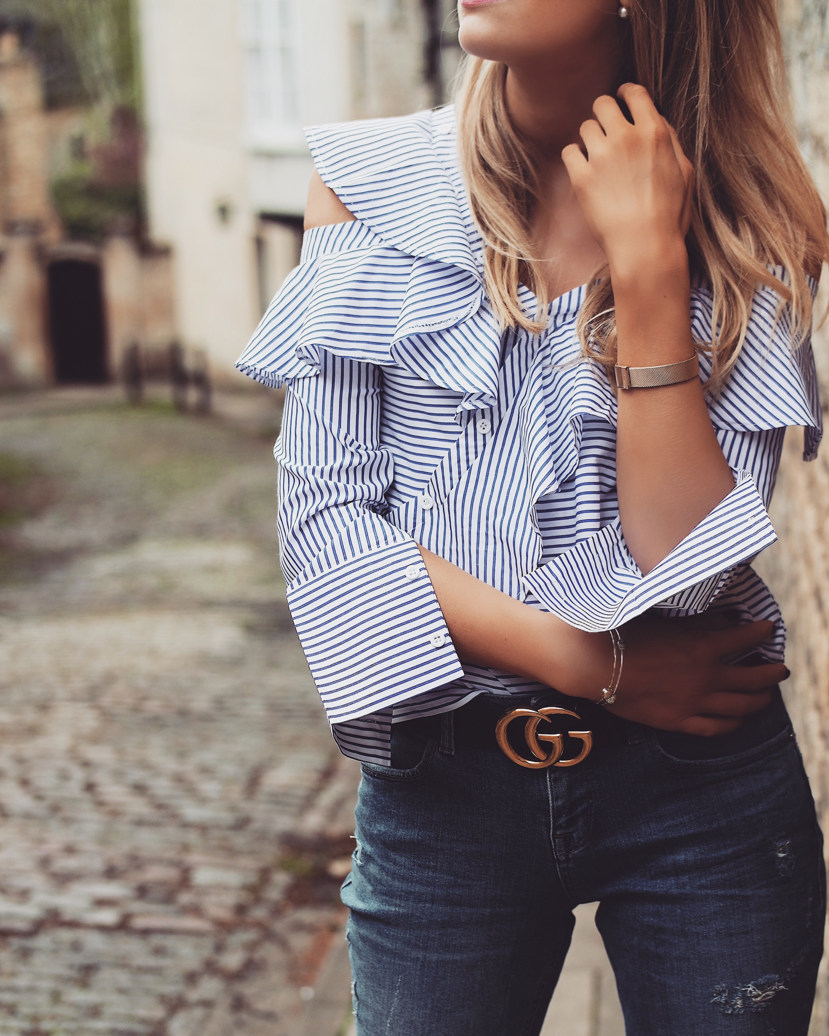 £15 Self Portrait Dupe - Fashion Blogger Style
