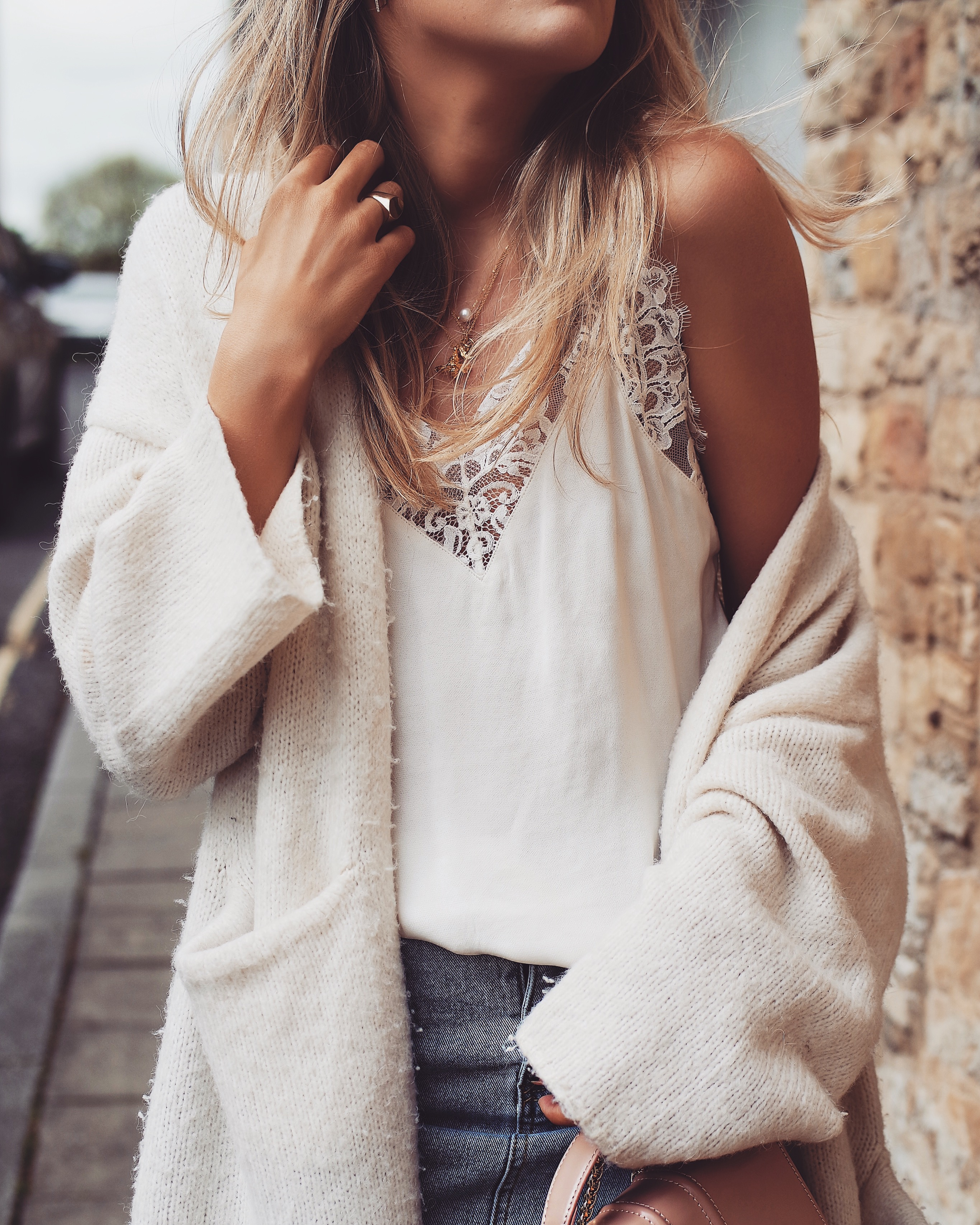 Jewel street - The Perfect Lace Cami