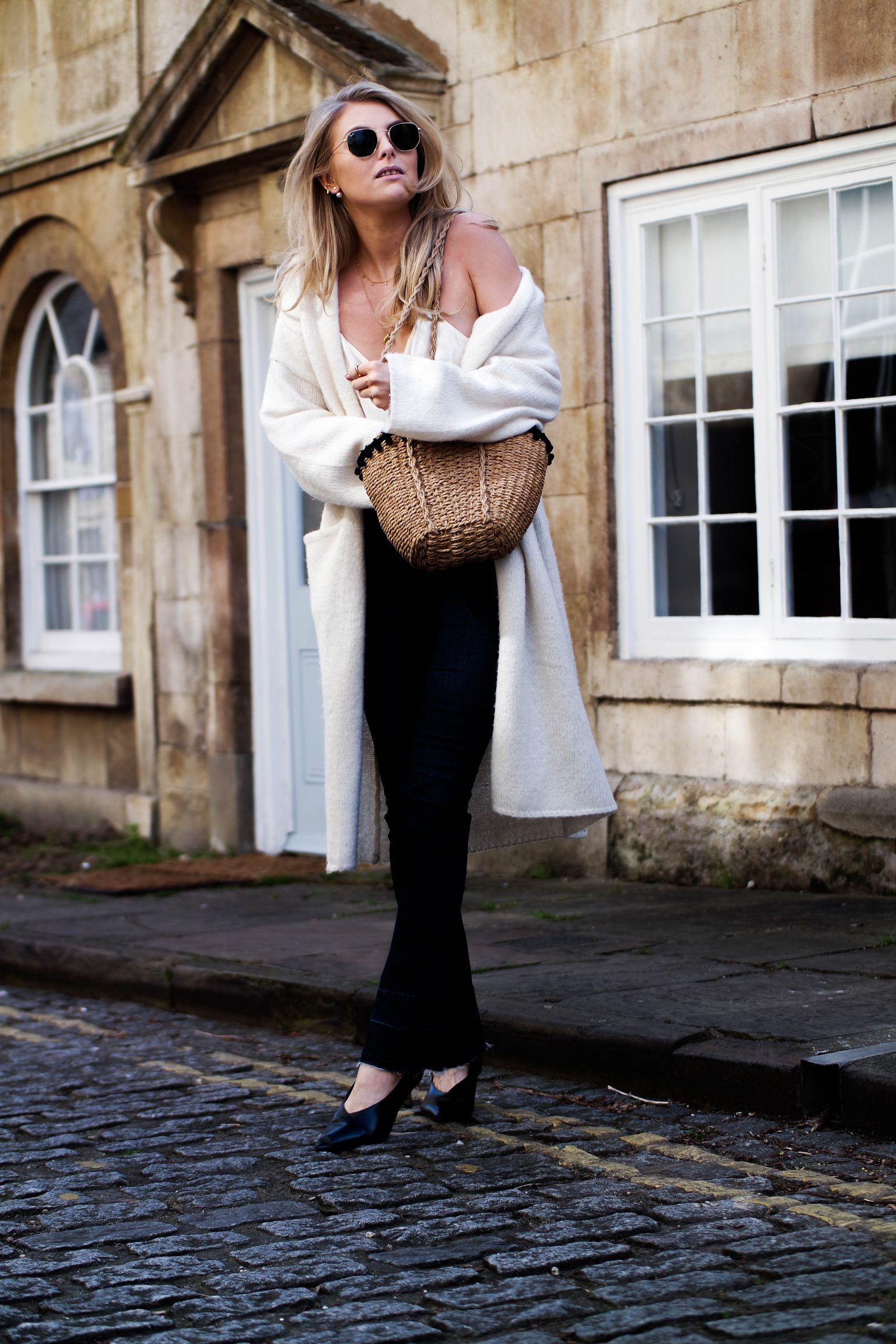 The New Denim - How To Wear Flares - Fashion Blogger Street Style