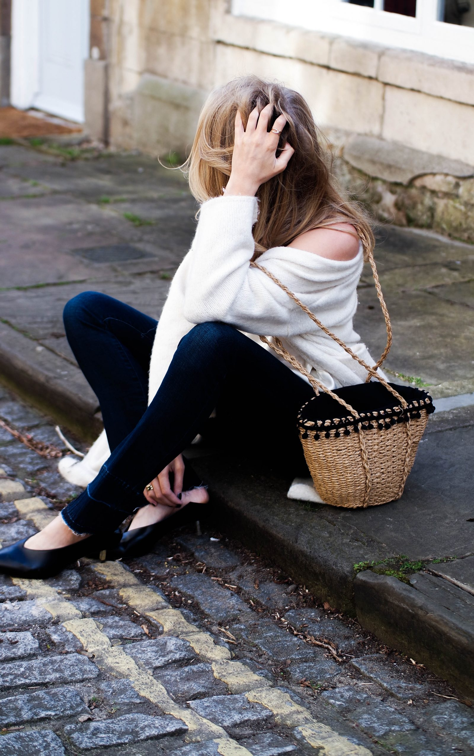 The New Denim - How To Wear Flares - Spring Street Style