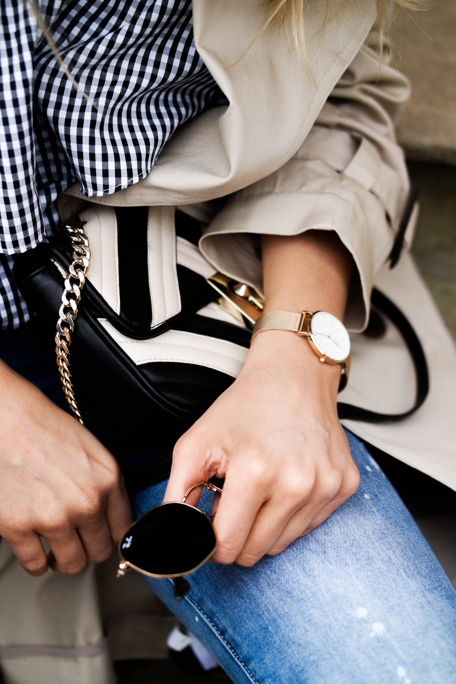 The Spring Wardrobe Staple Every Woman Should Own - Daniel Wellington Classic Petite