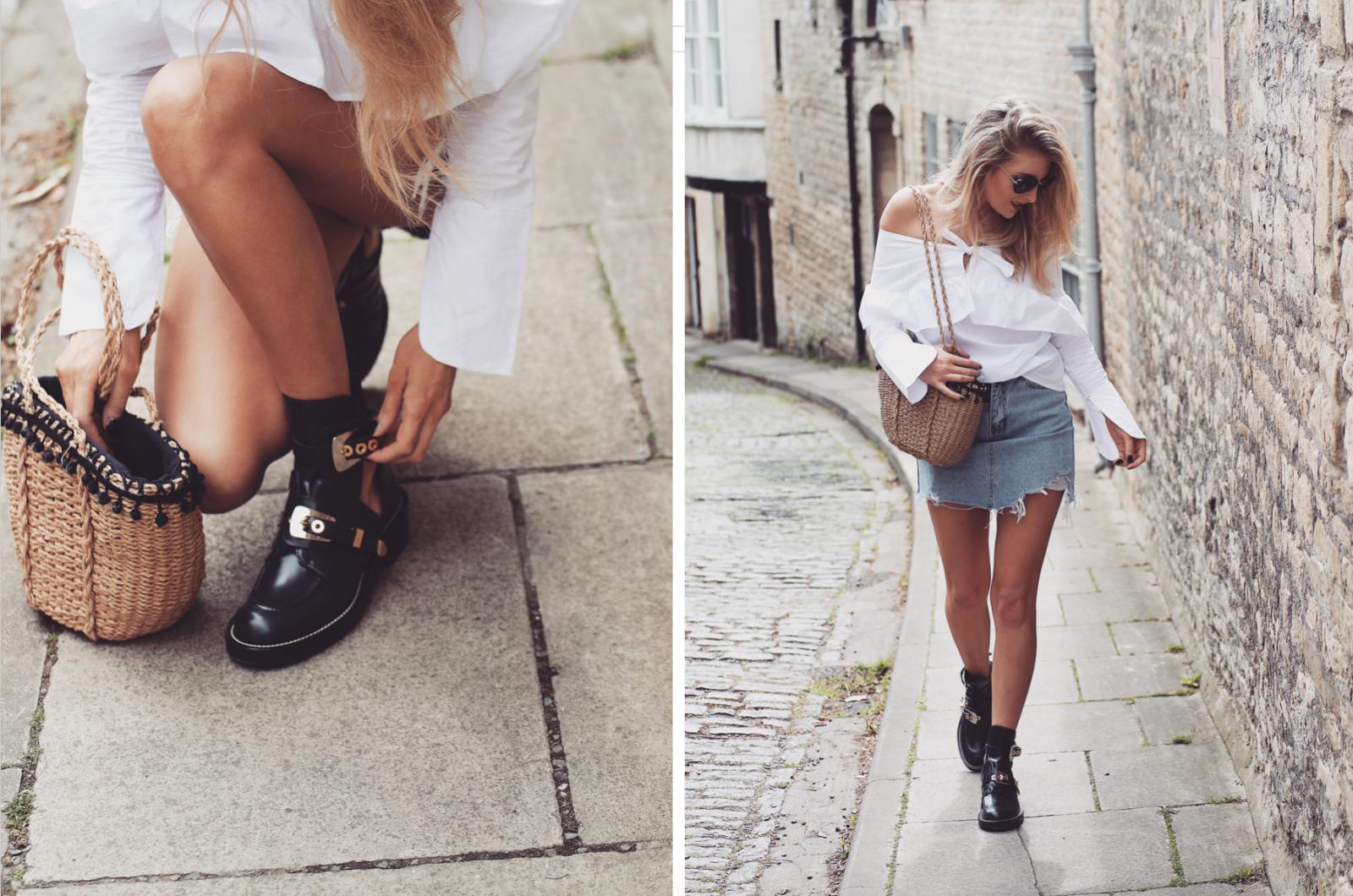 Love Sheinside - Fashion Blogger Street Style