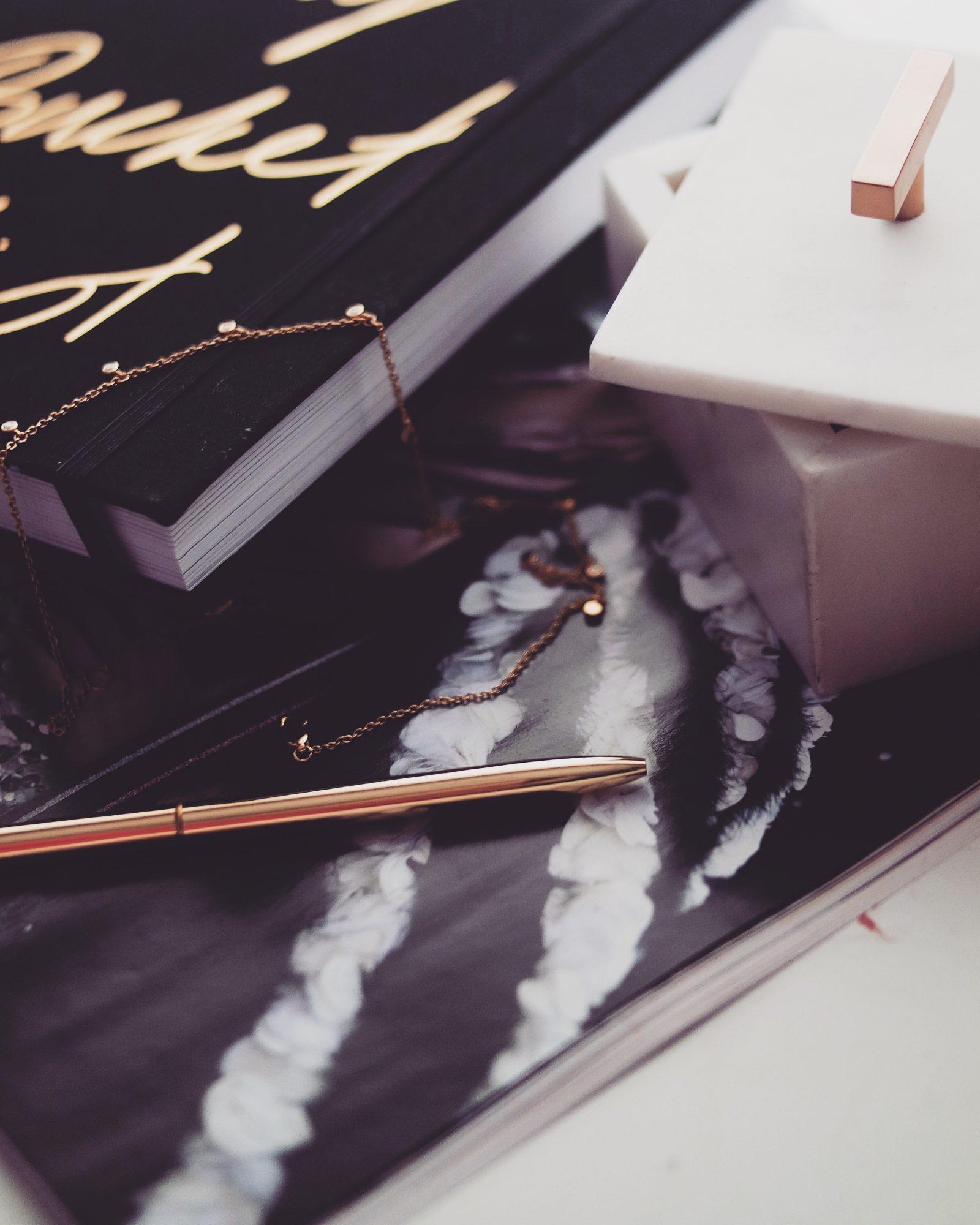 The Secret - Gold Pen