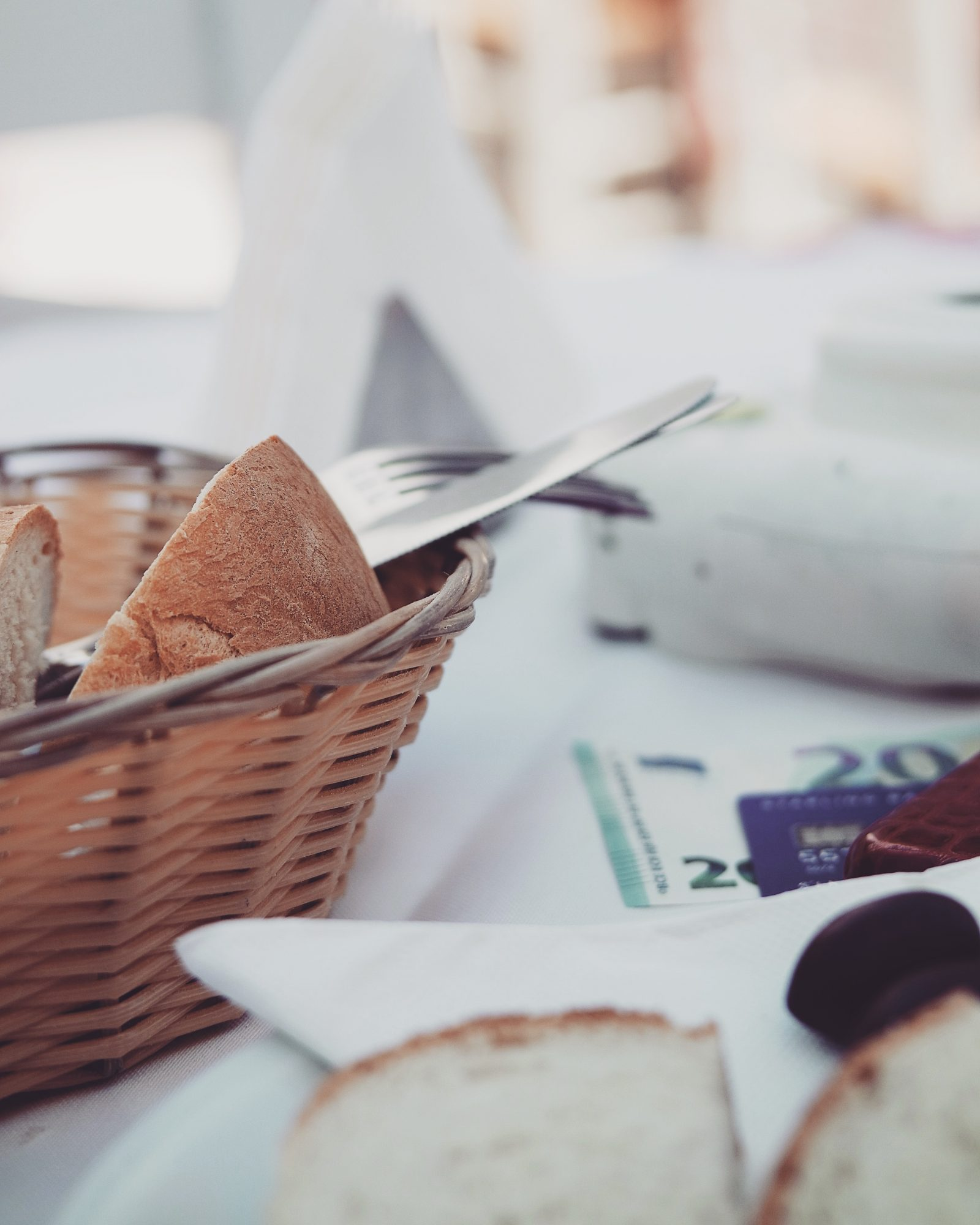 Starling Bank - Mykonos Bread Basket
