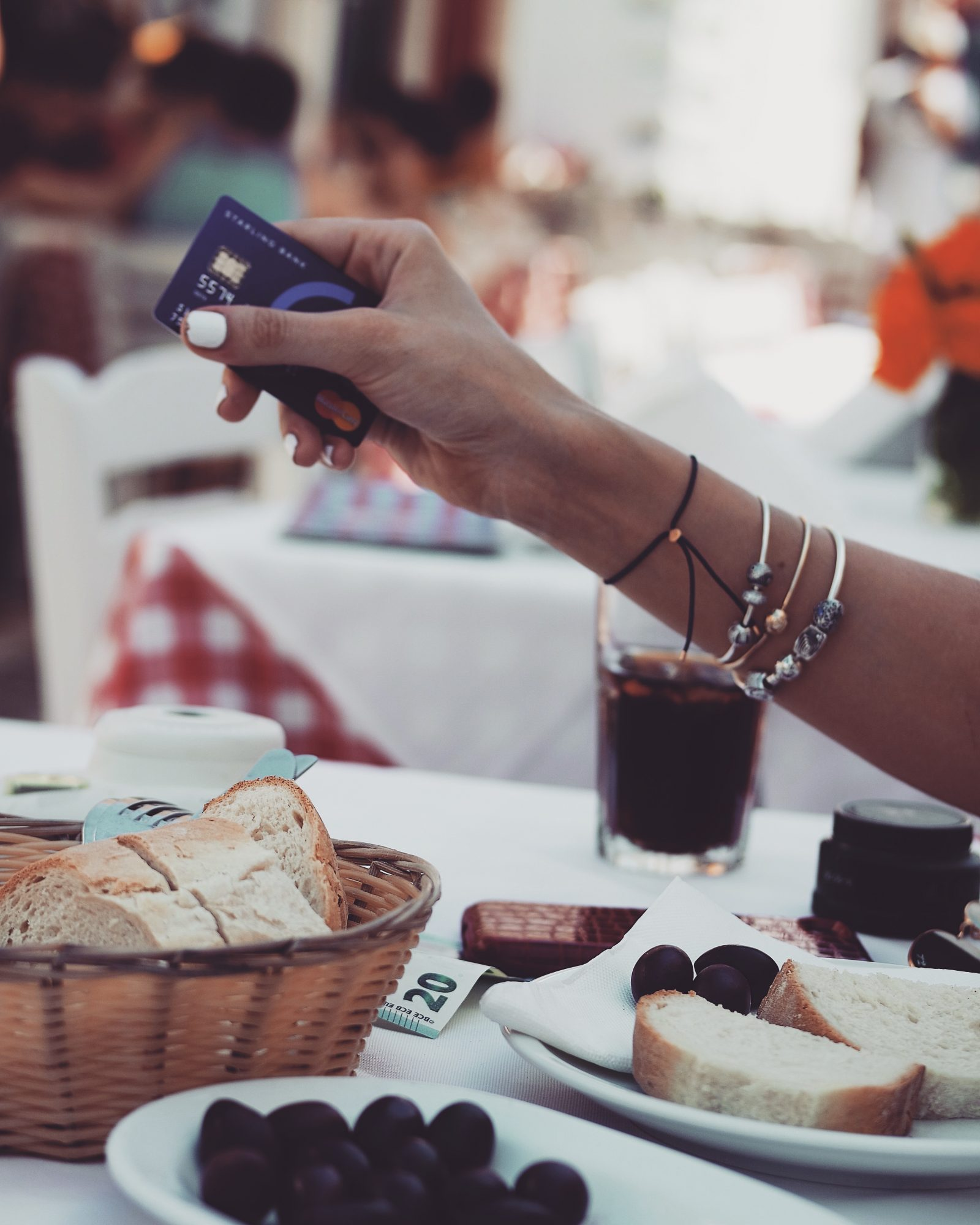 Starling Bank - Mykonos Lunch