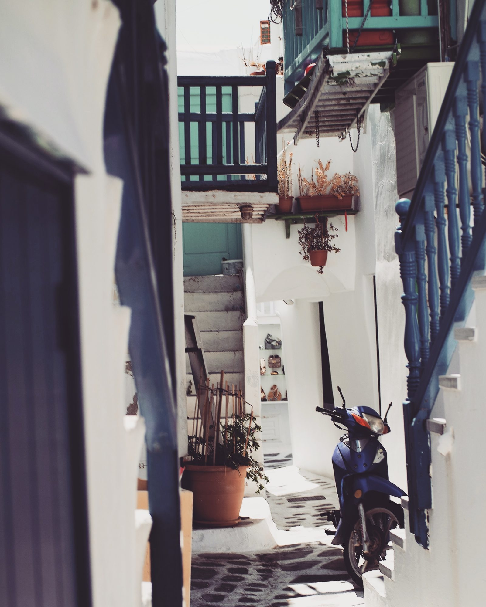 Tasting The Delights of Mykonos with Starling Bank