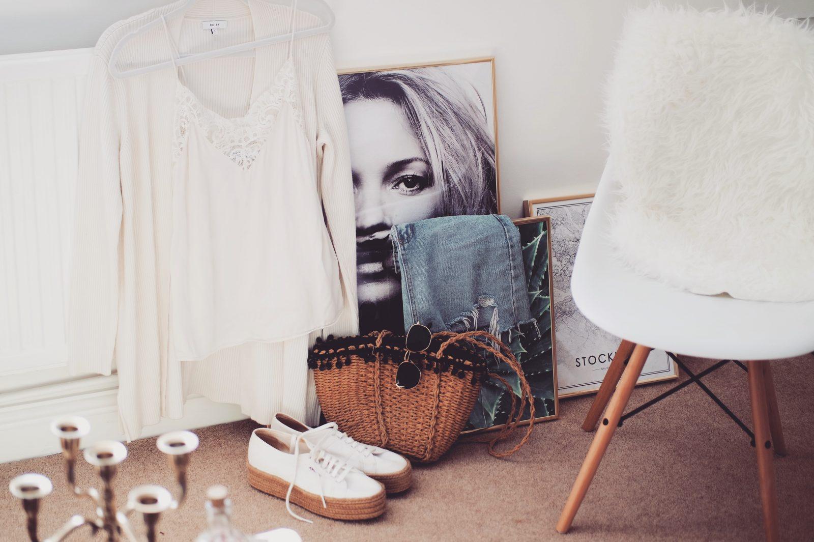 May Fashion Favourites - Zara Basket Bag