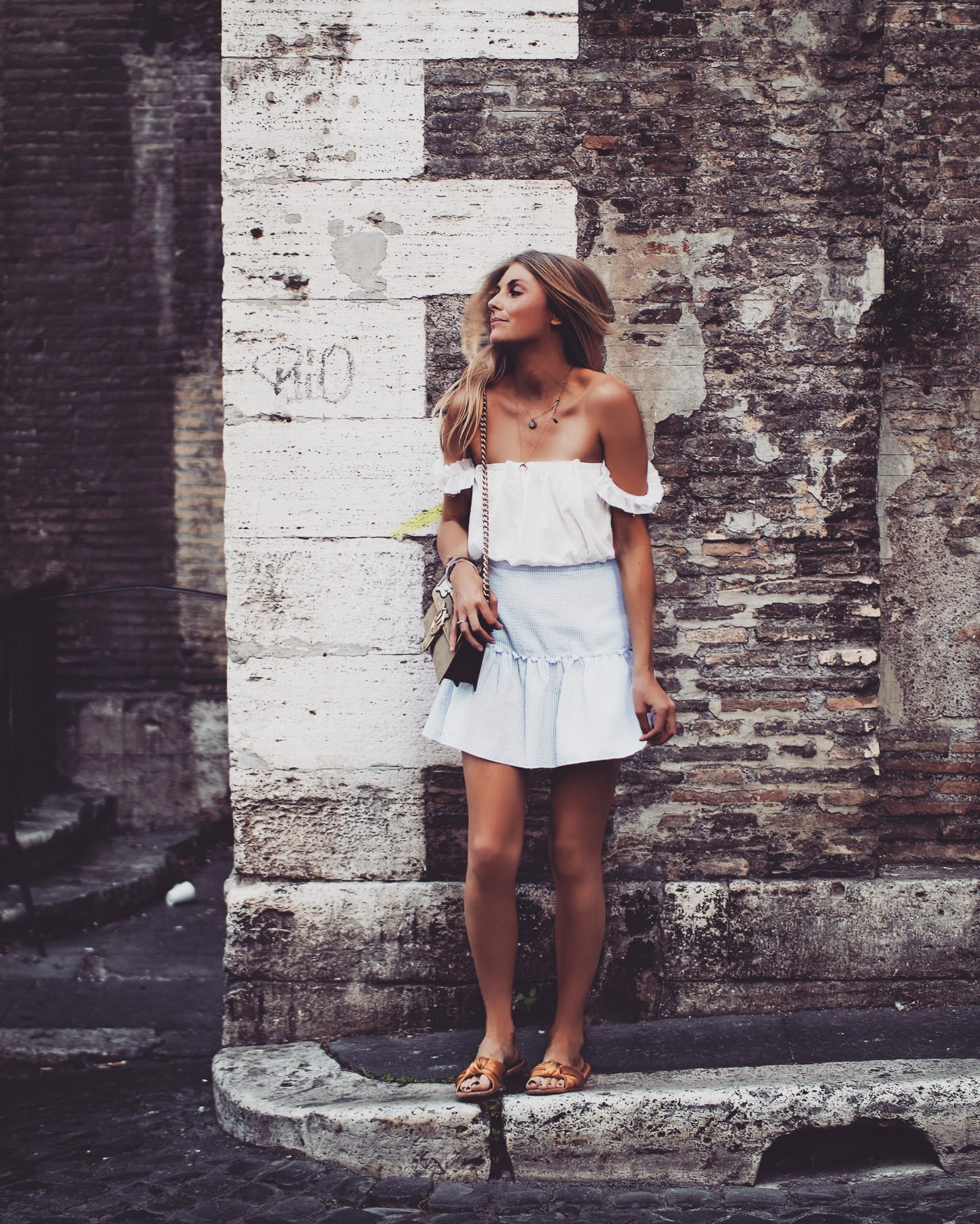 Rome Elcy Clothing Outfit Post