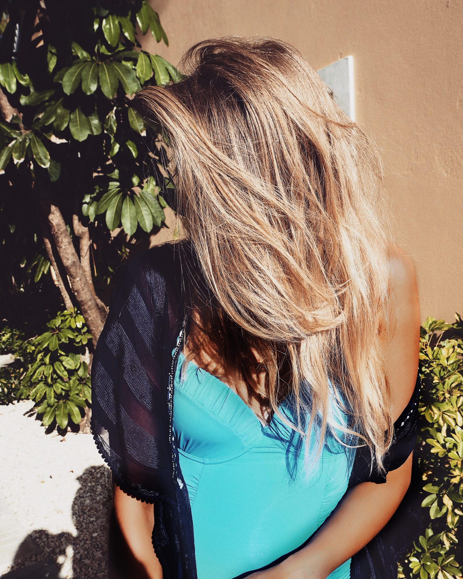 Be Beach Ready - Blonde Salty Hair