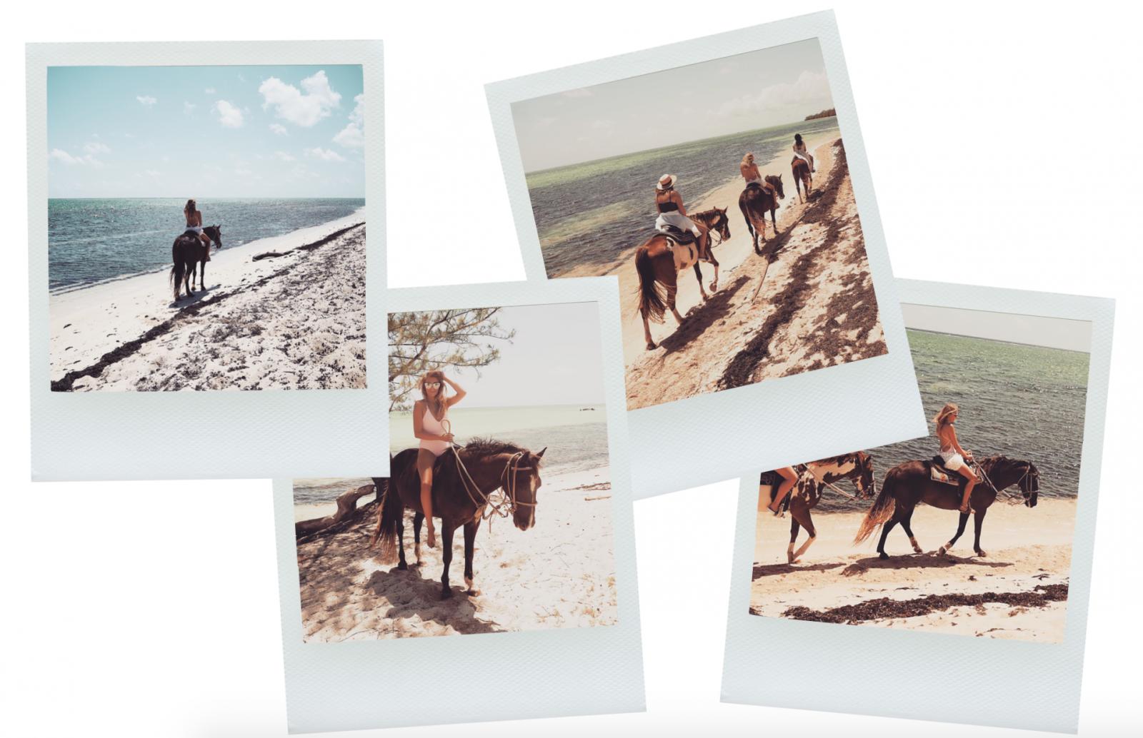 Cayman Islands Horse Riding on the Beach