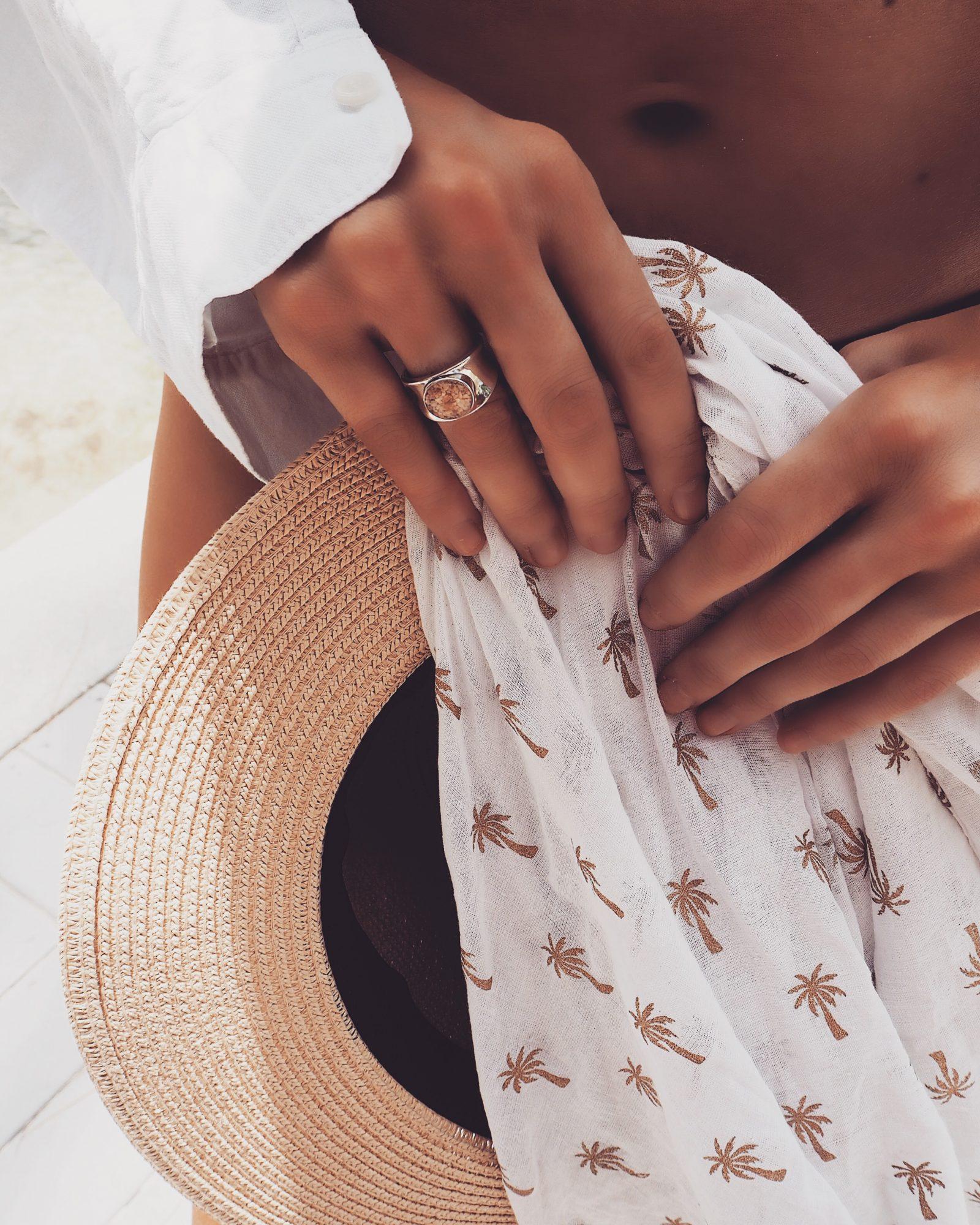 Heidi Klein - Dune Jewellery Ring