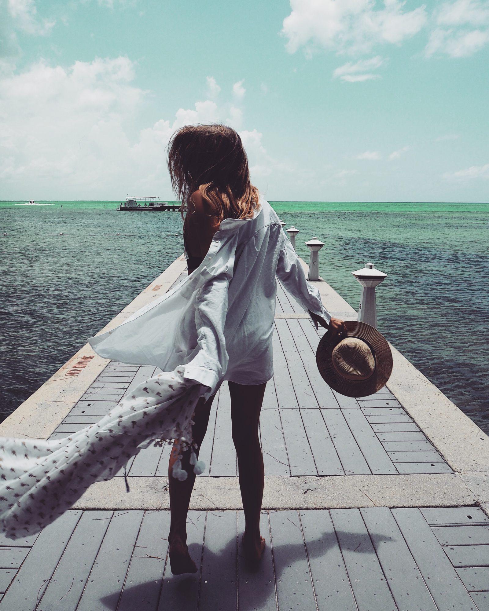 Heidi Klein - The Cayman Islands Rum Point