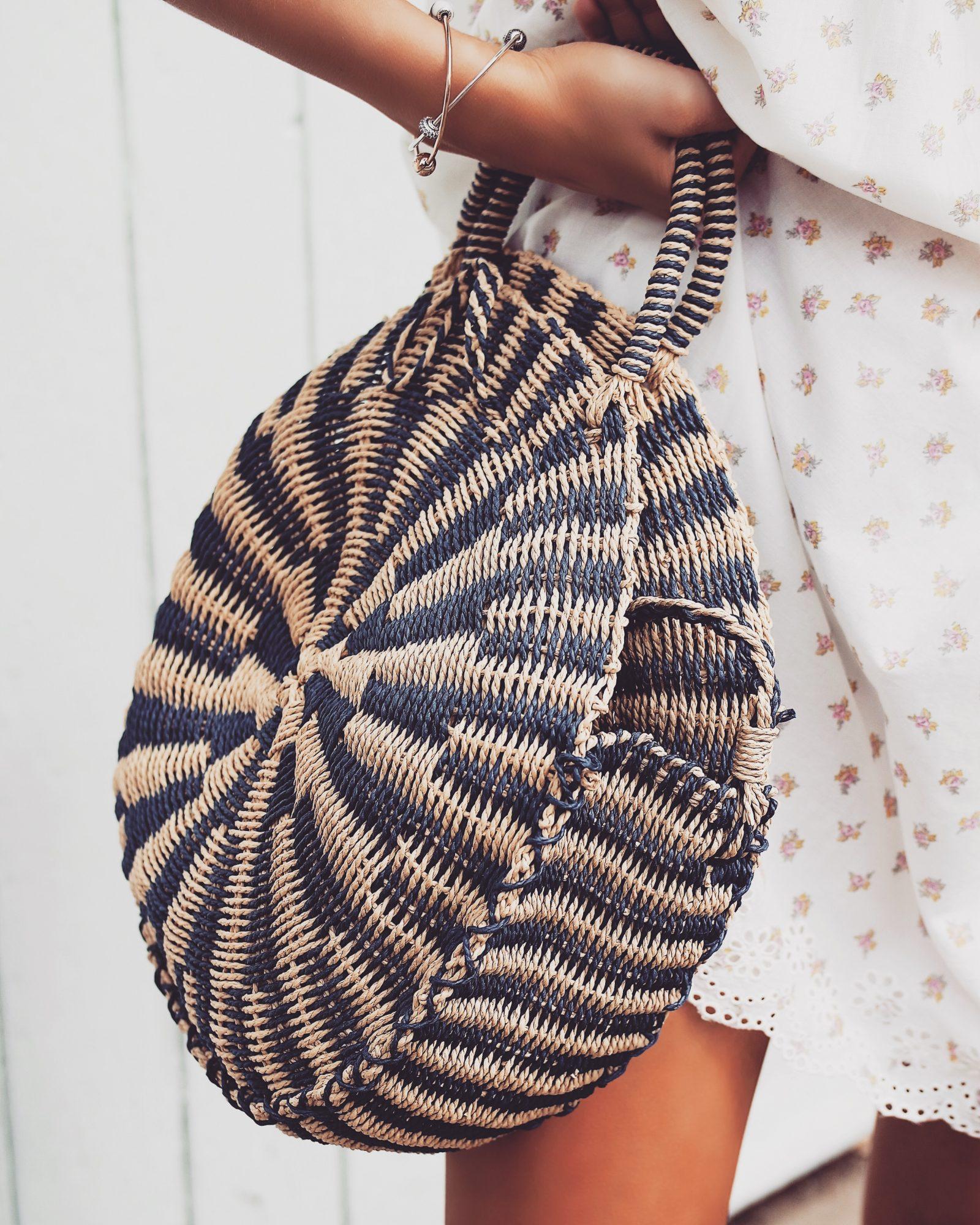 Hush - Basket Bag Lulus