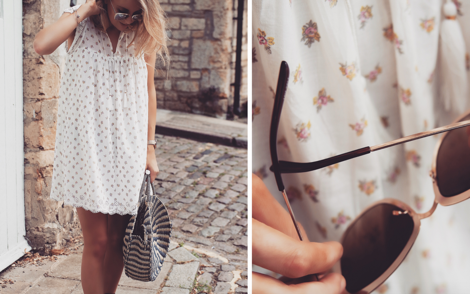 Hush Blogger Summer Outfit