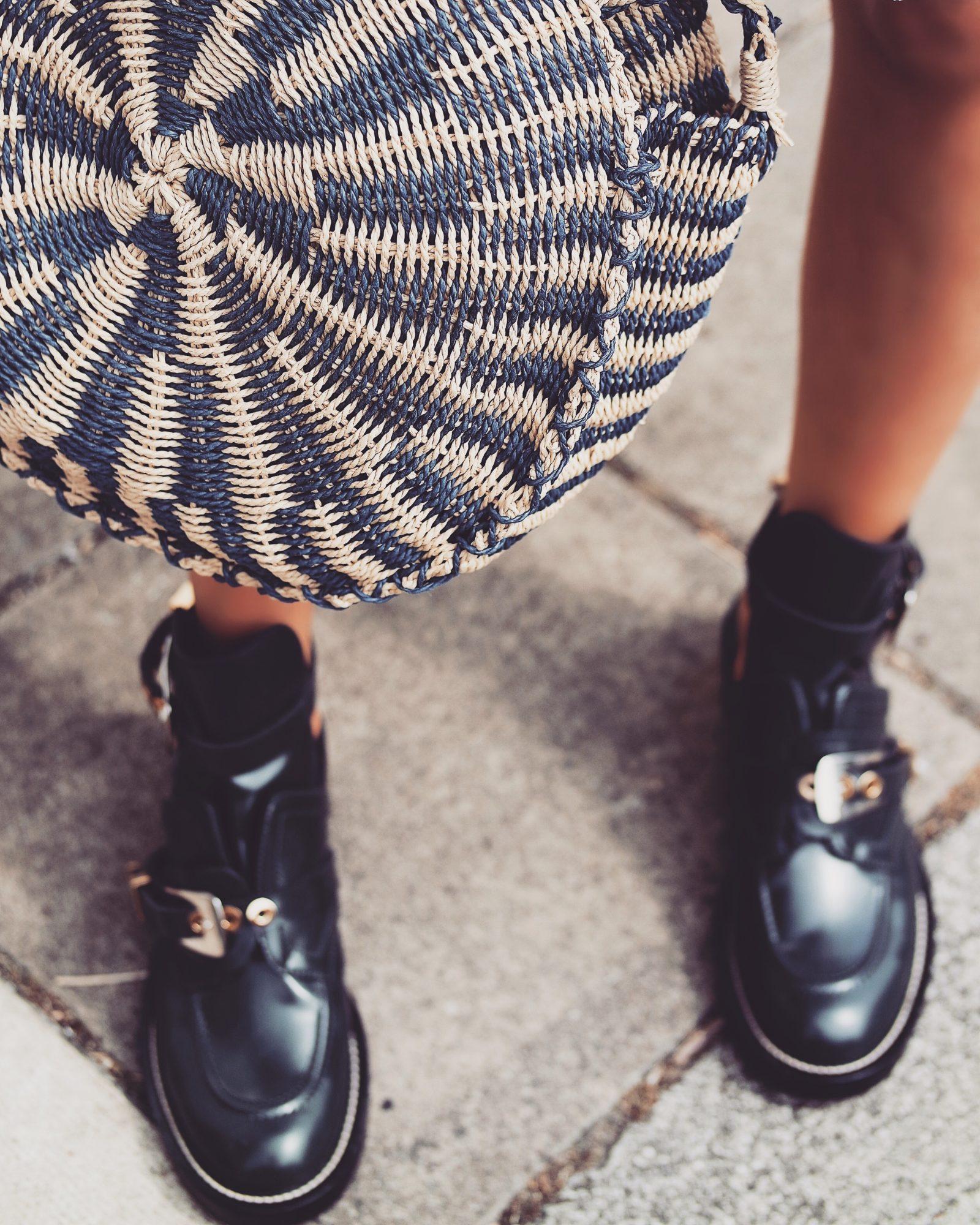 Hush Styling Tips - Balenciaga Boots