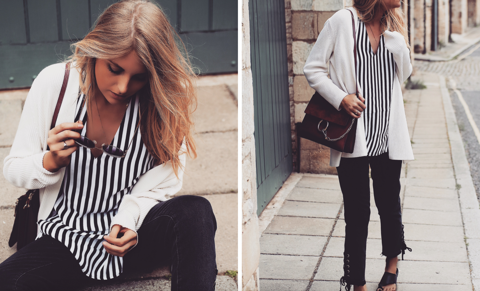 Monochrome Summer Outfit - Other Stories