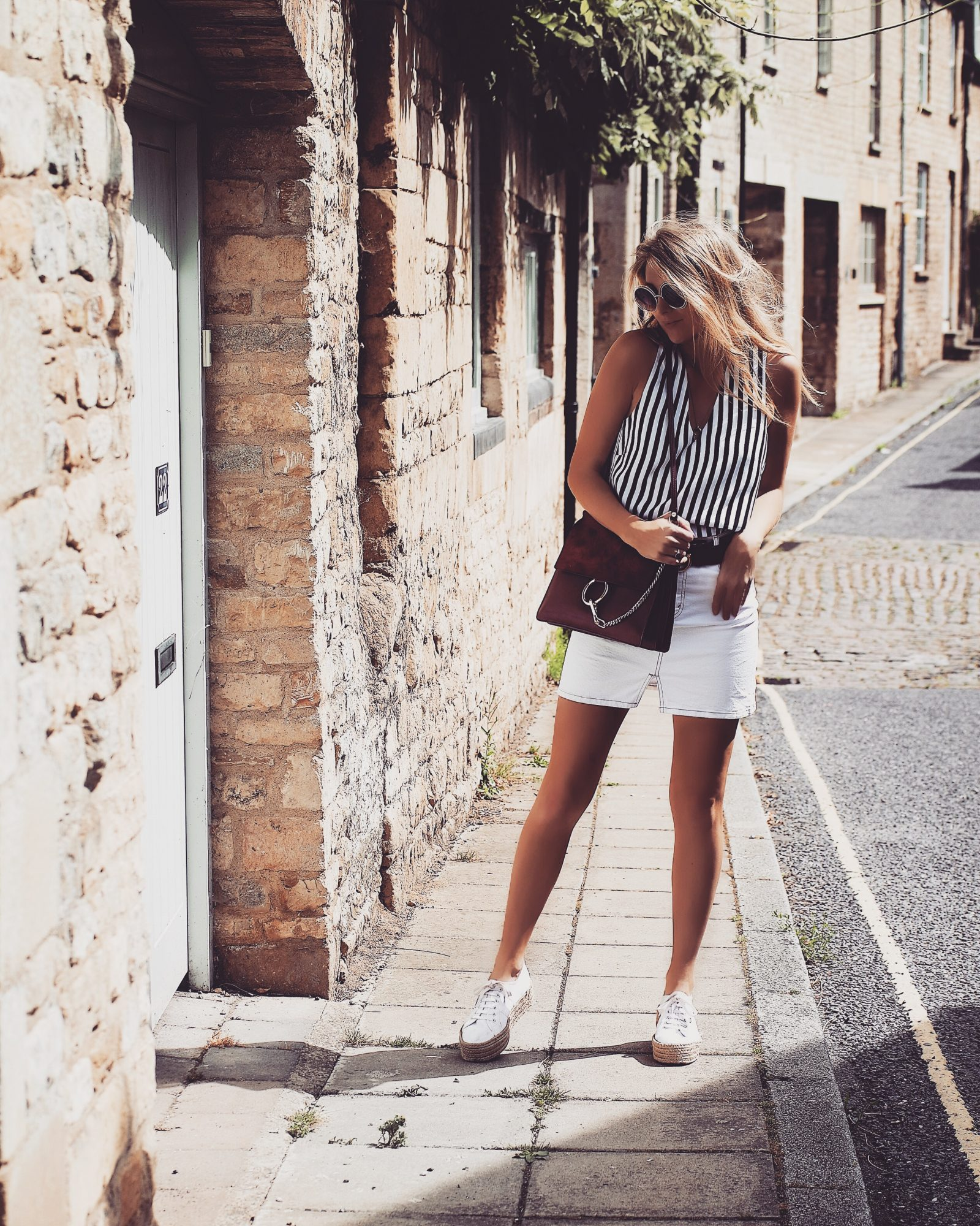 Monochrome Summer Outfit Inspiration
