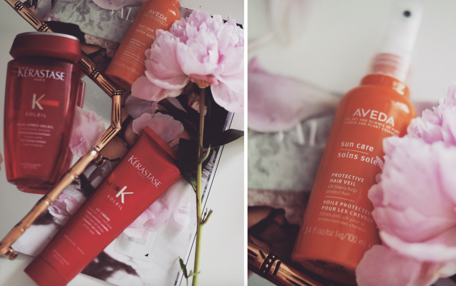 Travel Beauty Essentials - Kerastase Soleil Range