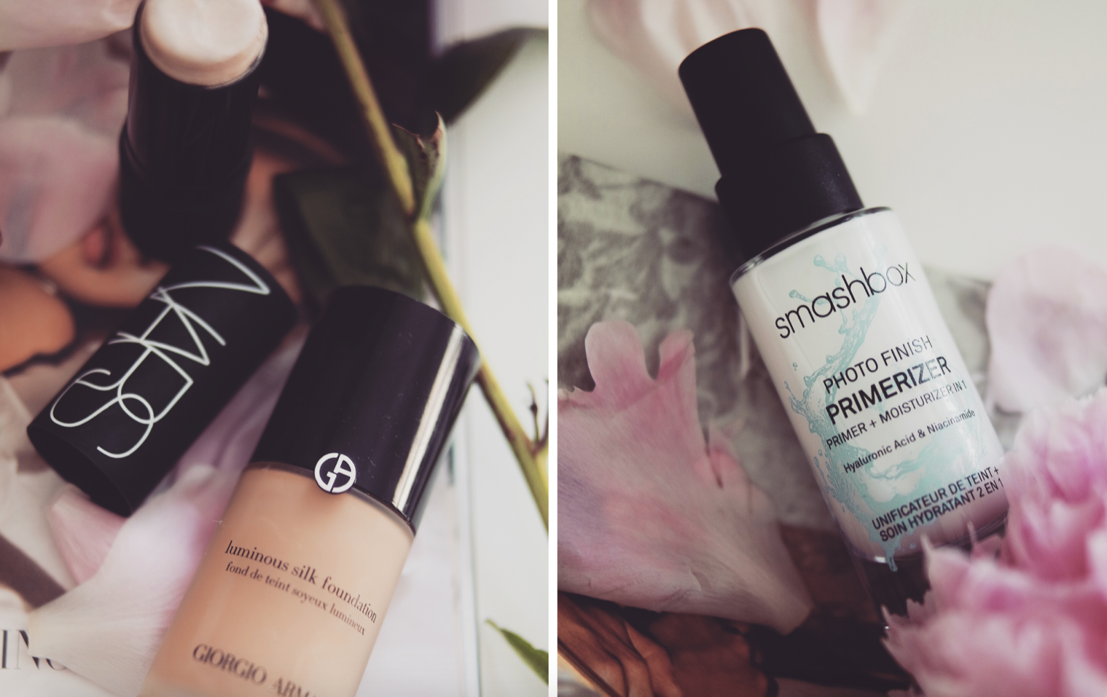 Travel Beauty Essentials - Smashbox Photo Finish Primer