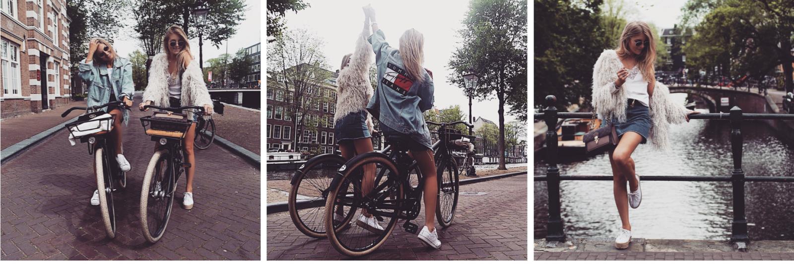 48 Hours In Amsterdam - Bike Ride