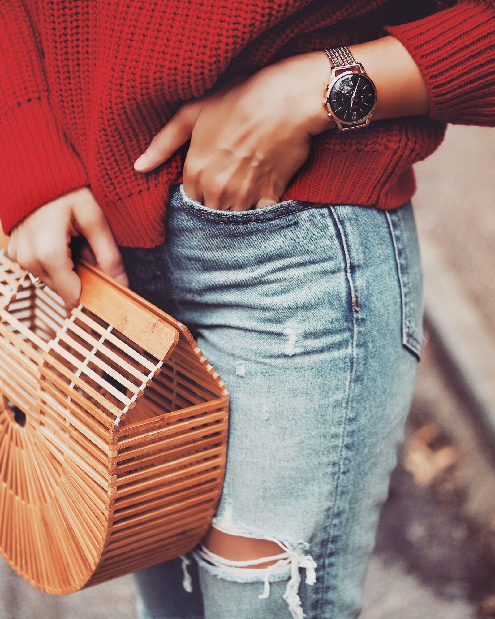 Best Knitwear - Henry London Rose Gold Watch